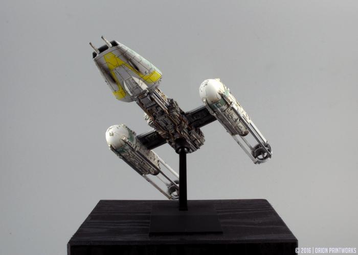 Star Wars, Y-wing, Y-wing