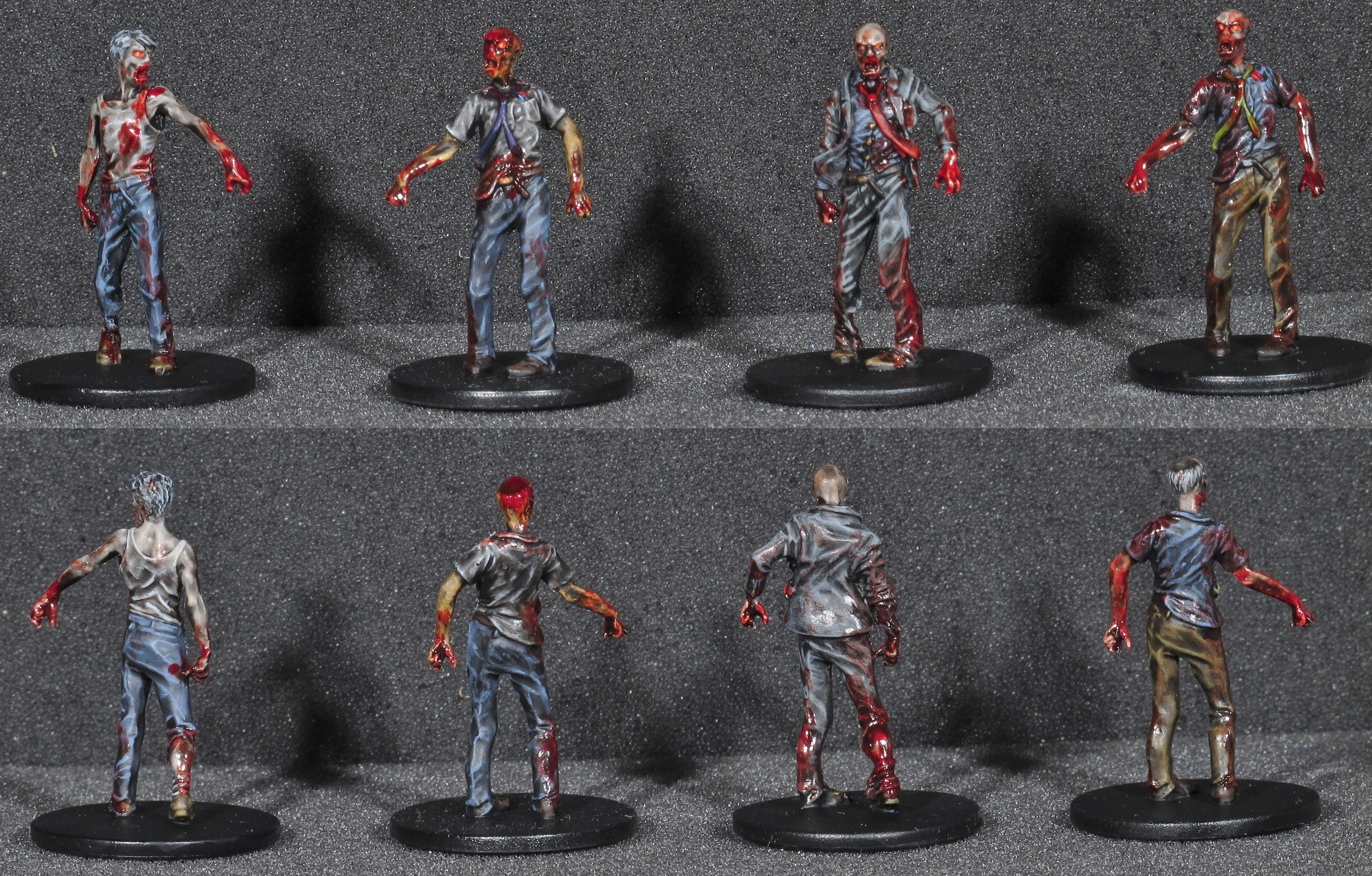 Boardgame, Gore, Male, Undead, Walkers, Zombicide, Zombie