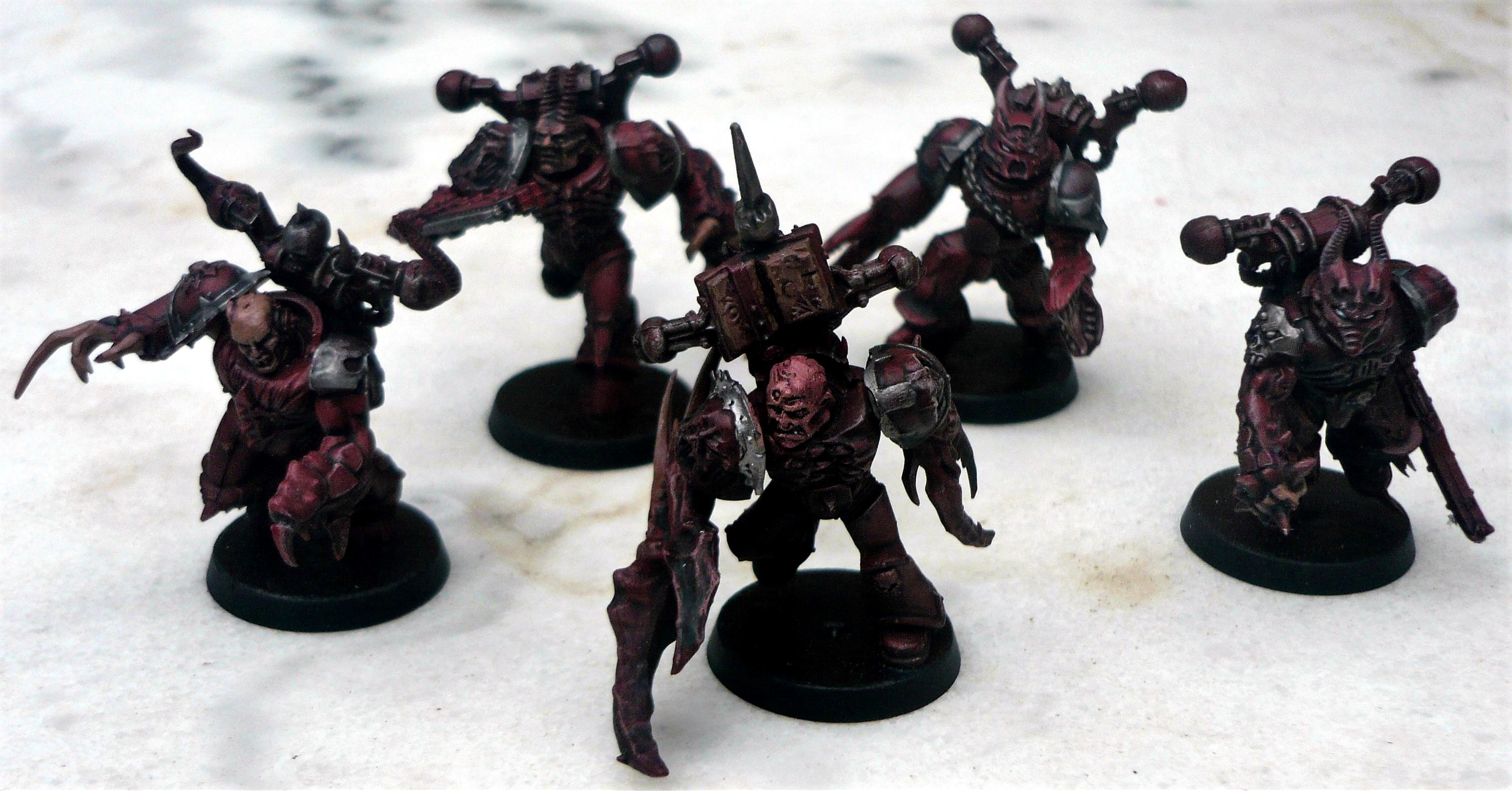 Chaos, Possessed, Space Marines