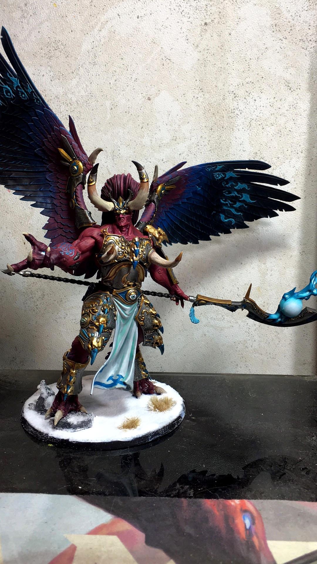 Chaos, Magnus The Red, Thousand Sons, Tzeentch