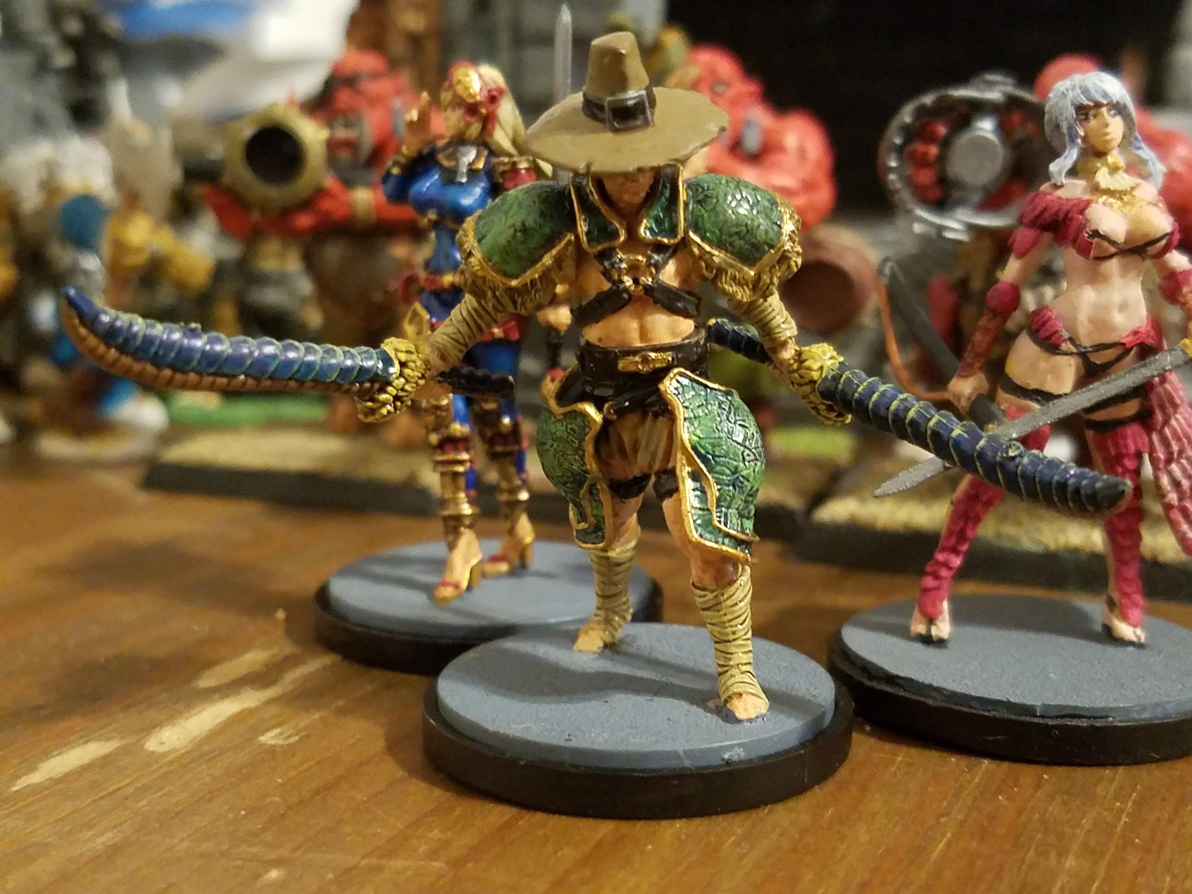 Dung Beetle Knight, Kingdom Death, Rolling Armor, Survivor