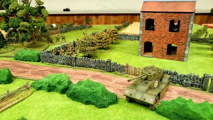 Aec, Bolt Action, British, Warlord Games, World War 2