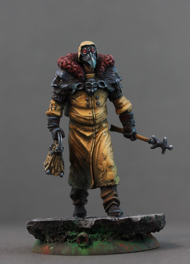 Boardgame, Kingdom Death, Miniature, Monster, Painting