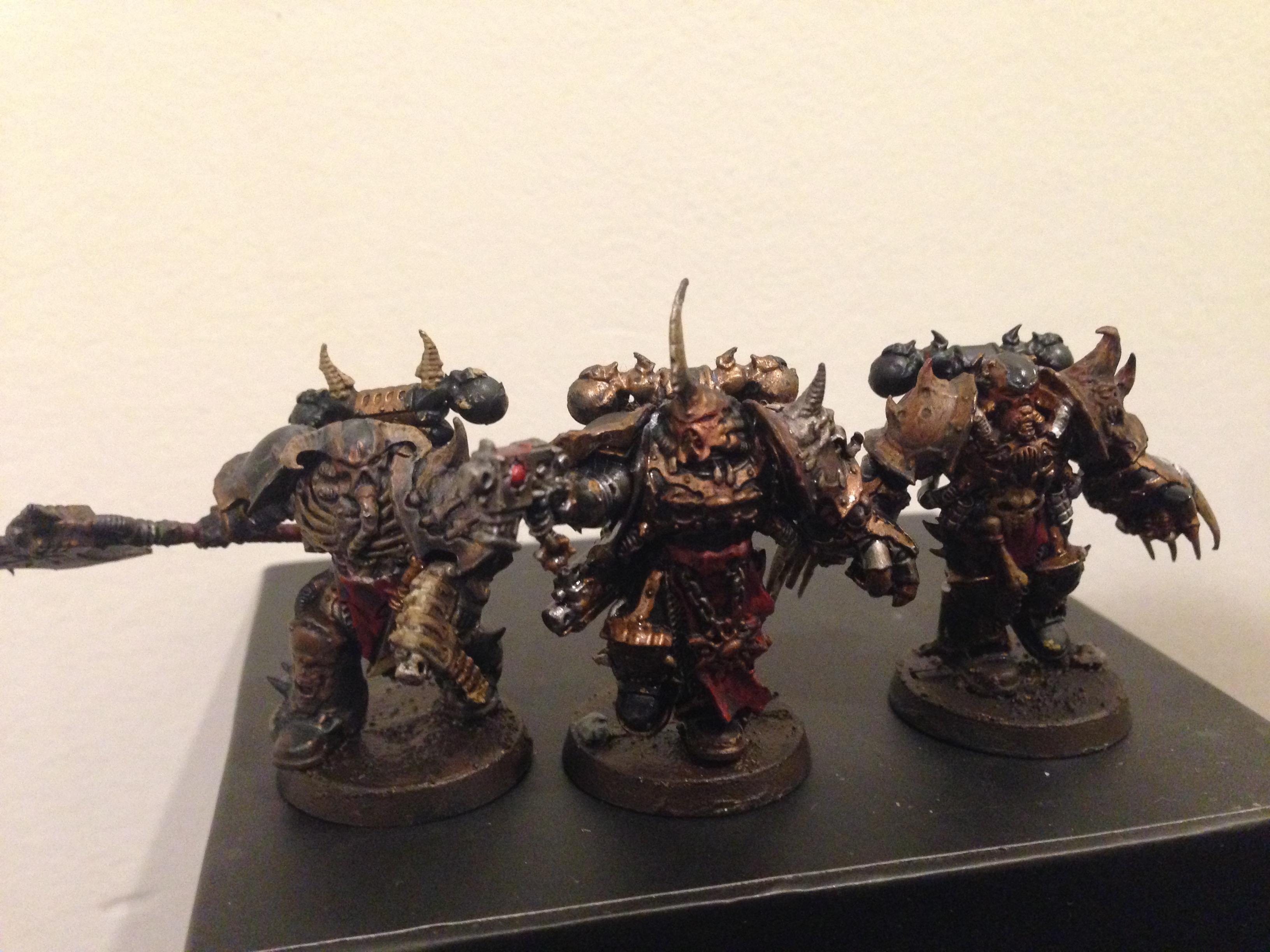 Black Legion, Chaos, Space Marines