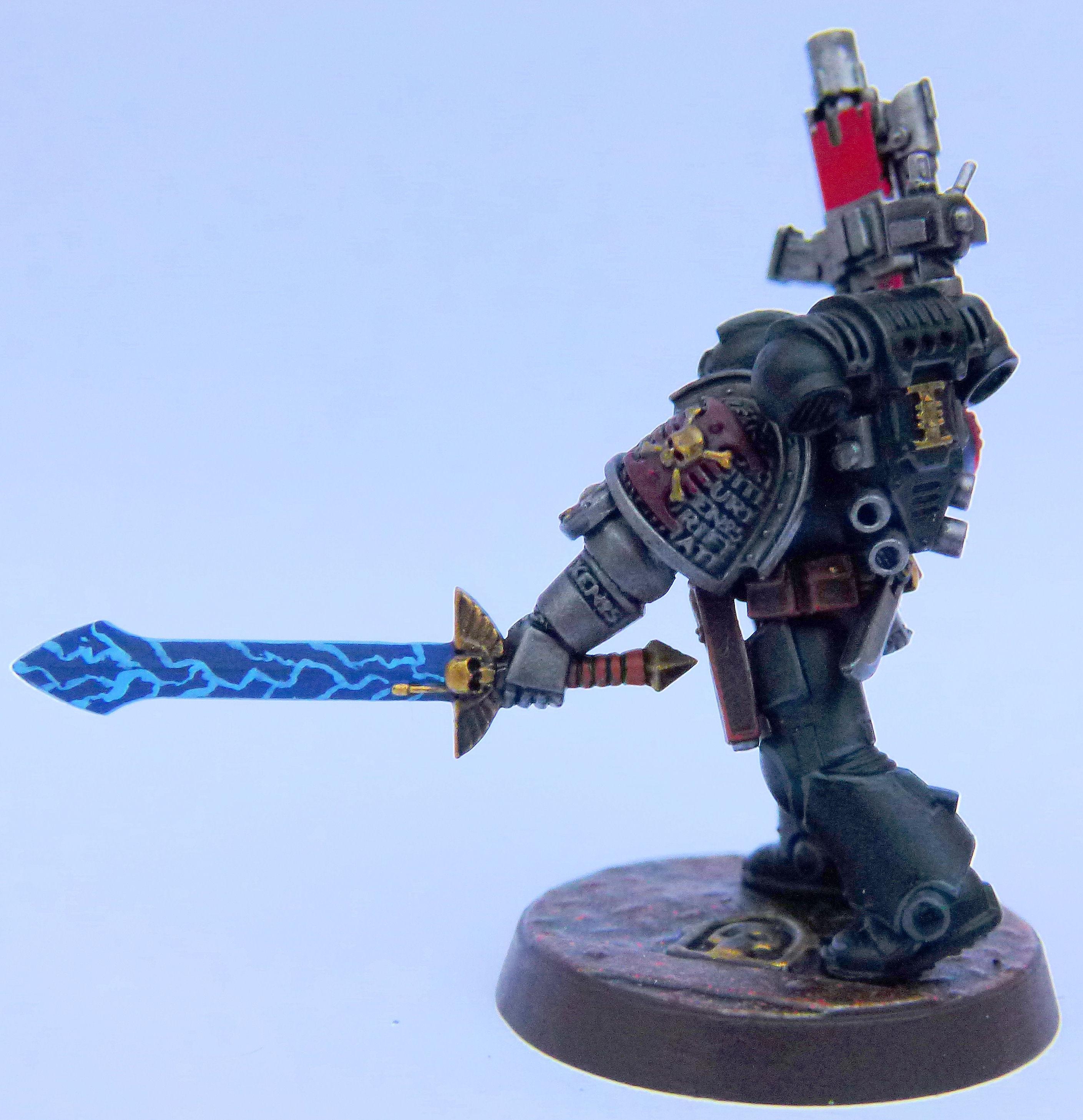 Crimson Fist Deathwatch Side 2