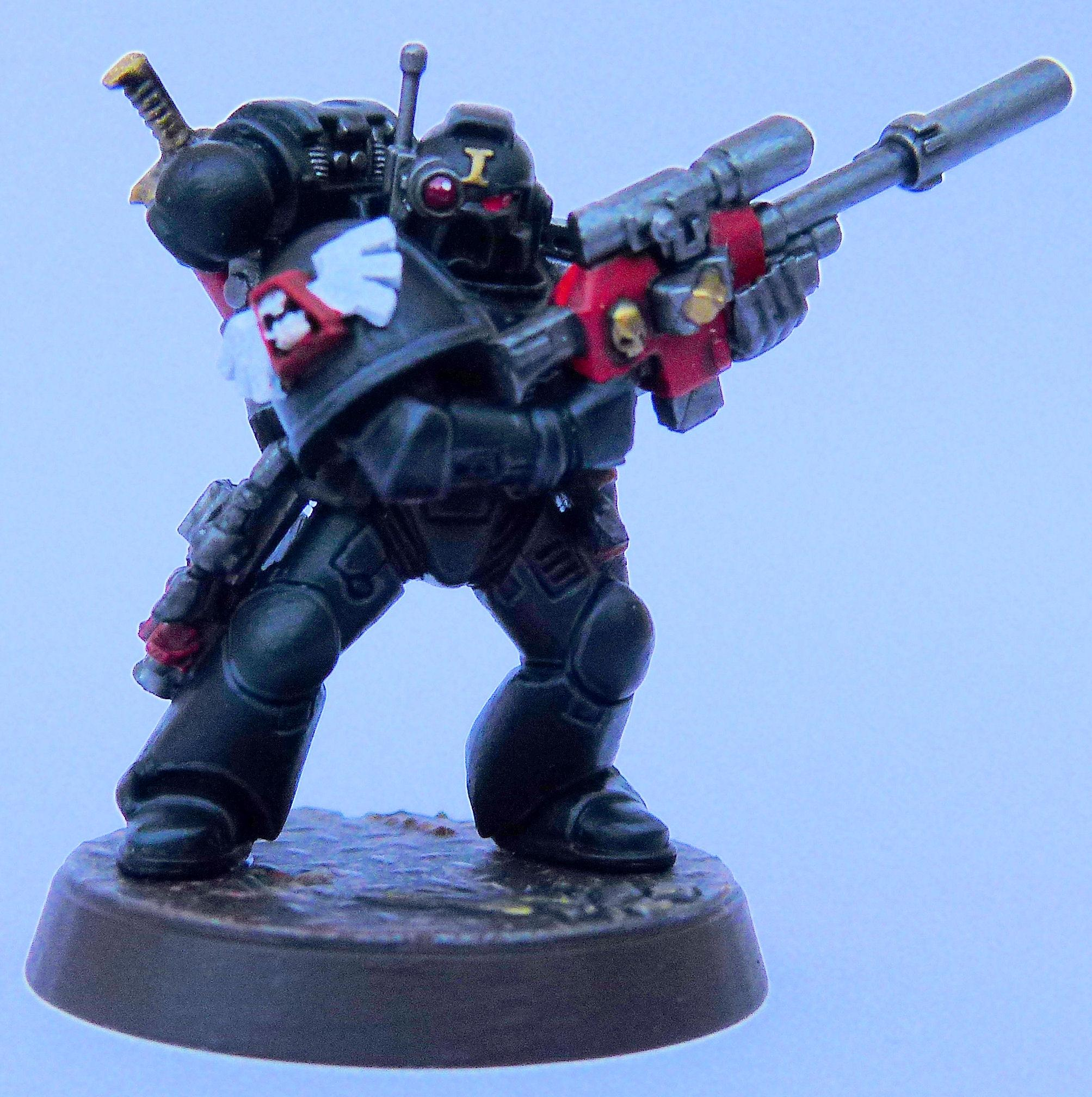 Angels of Vengeance Deathwatch Front