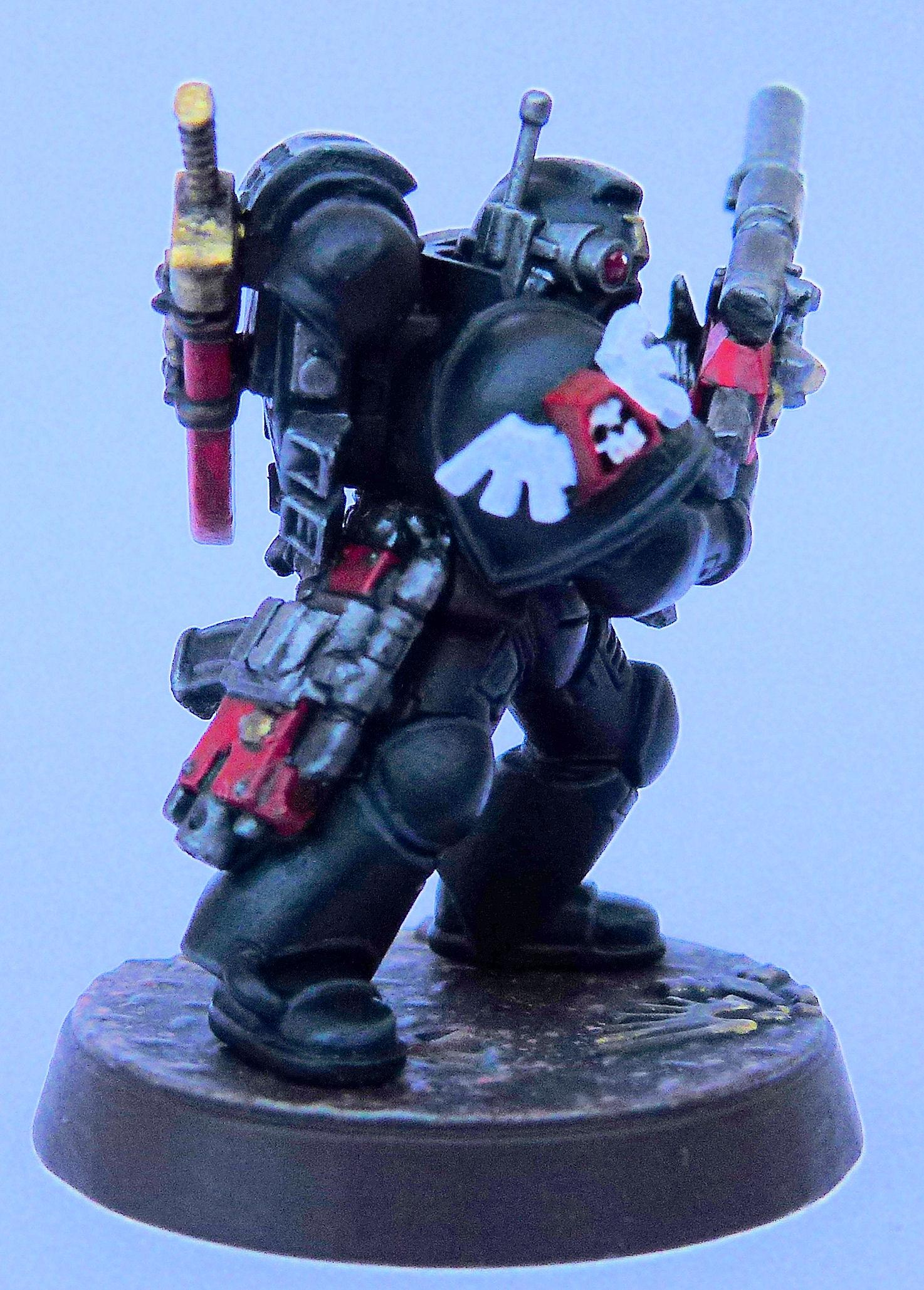 Angels of Vengeance Deathwatch Right Side