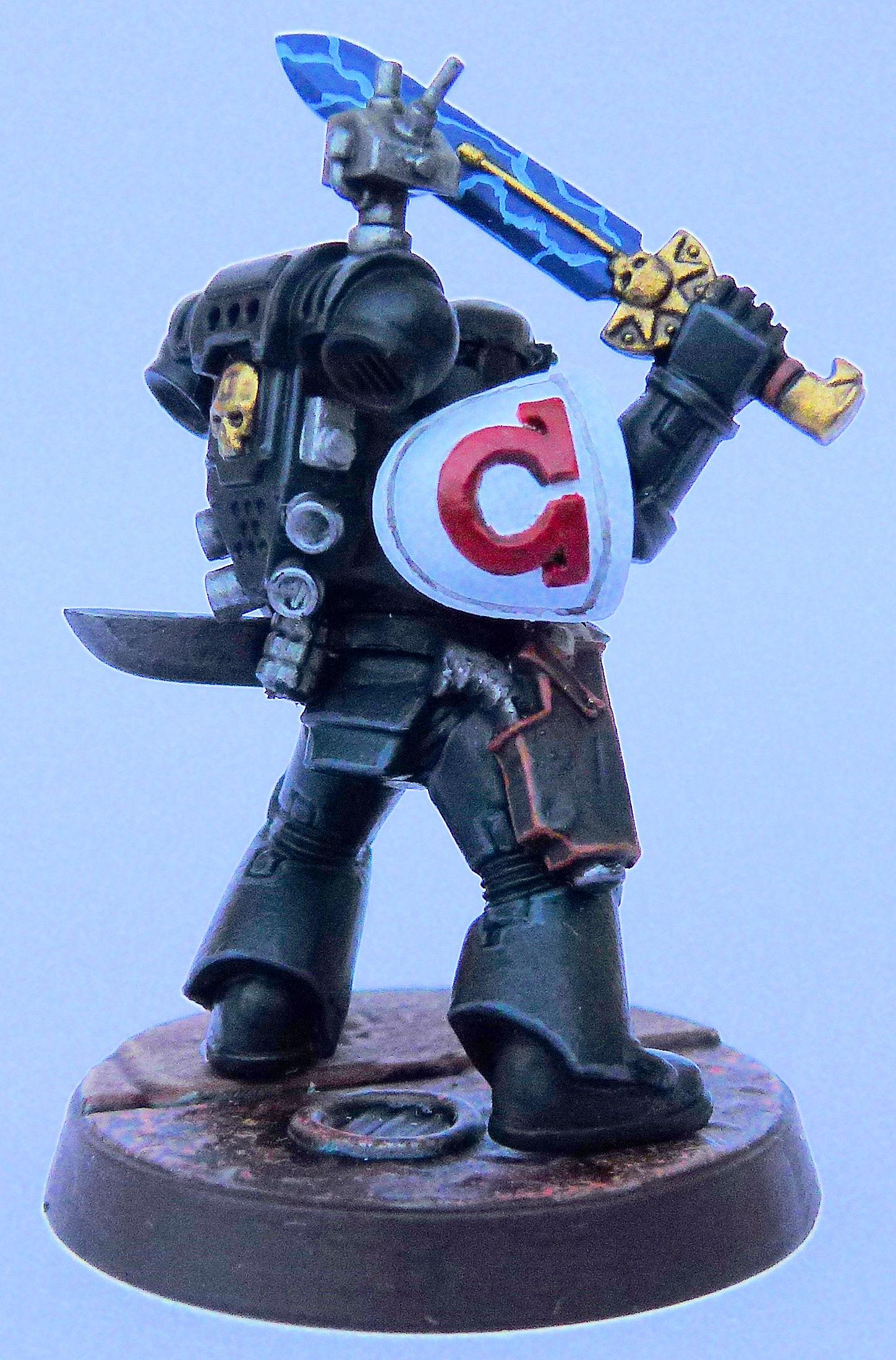 Sons of Orar Deathwatch Right Side