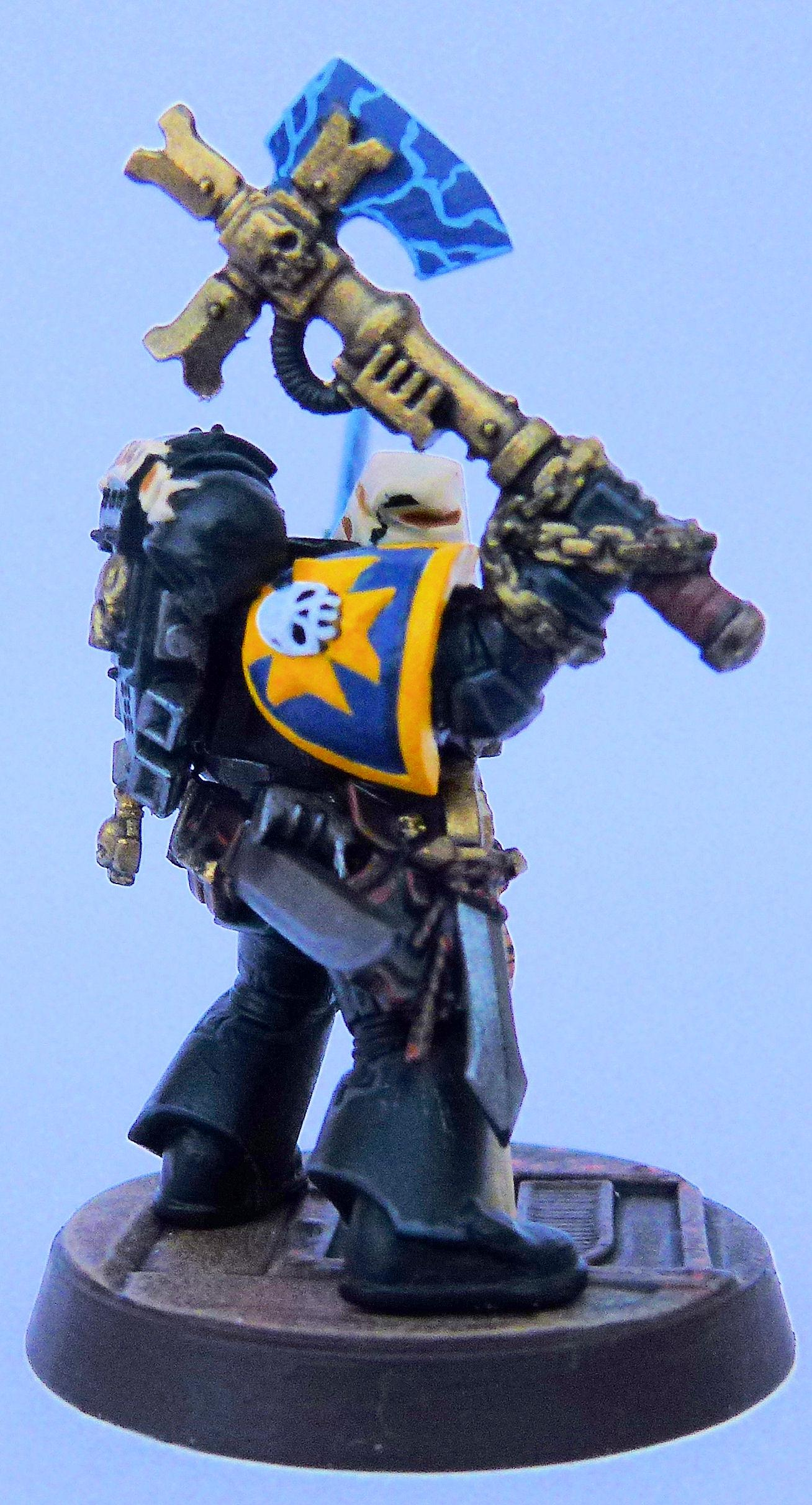 Imperial Paladins Deathwatch Right Side