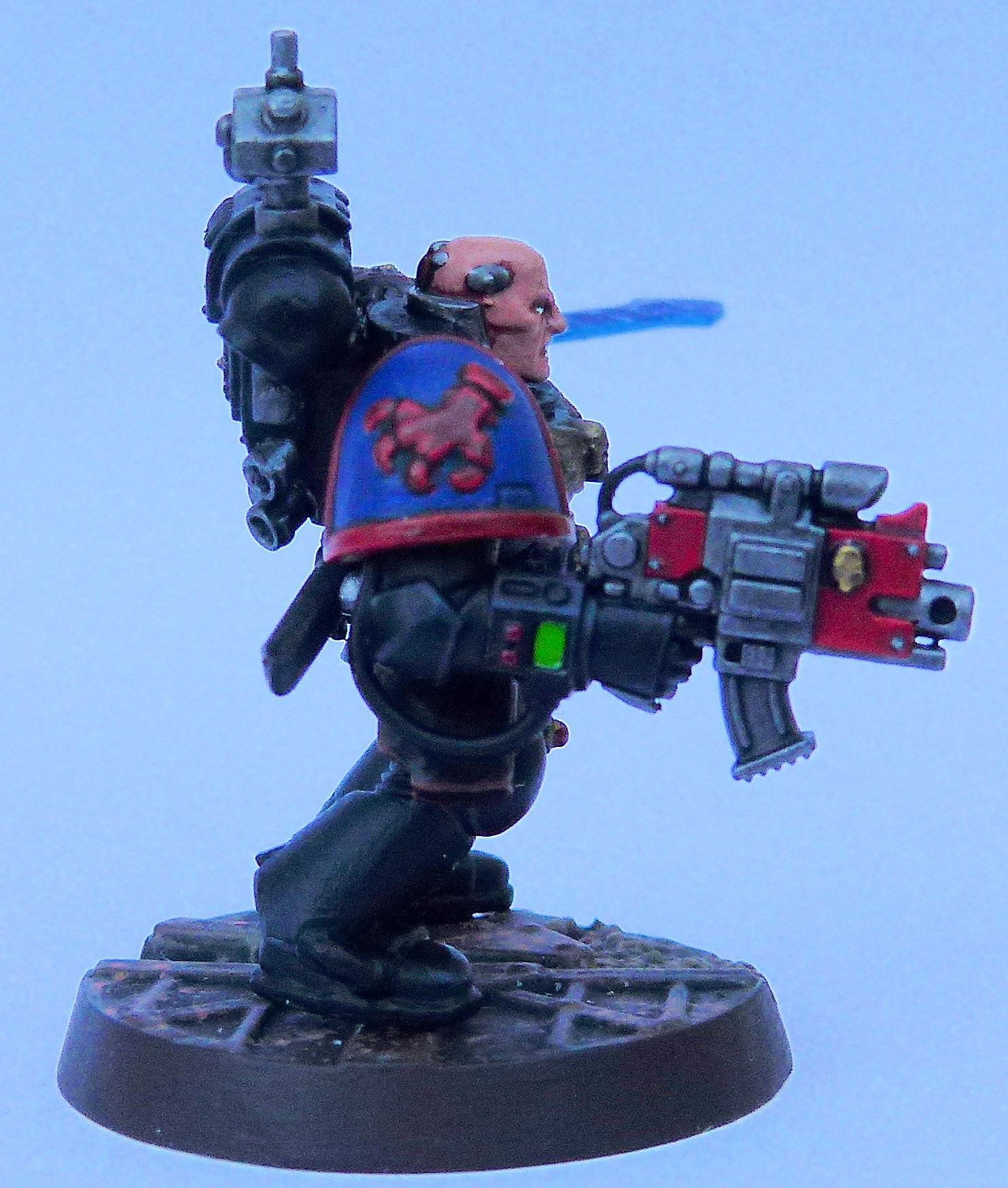 Brazen Claws Deathwatch Right Side