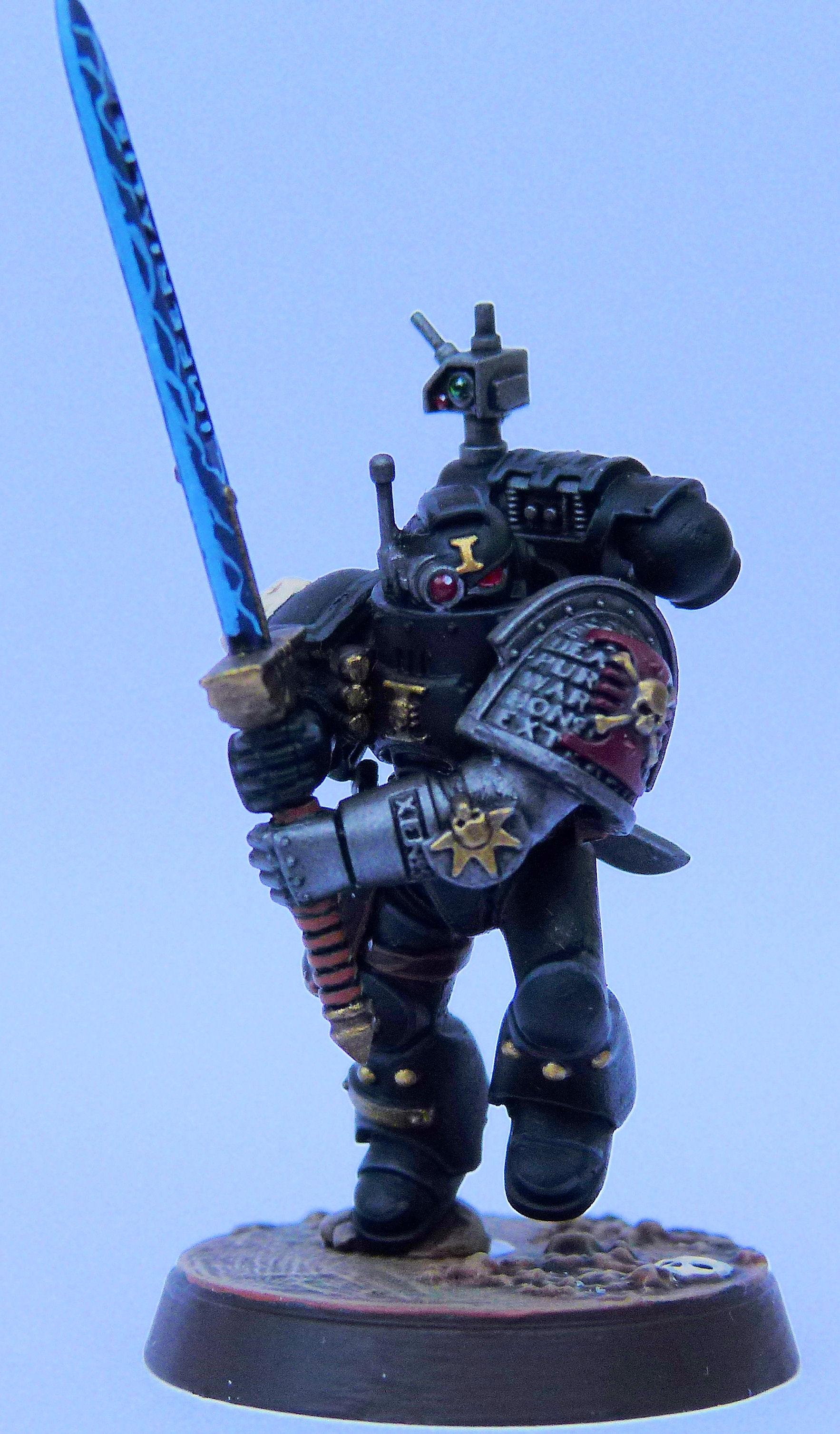 Mortificators Deathwatch Front