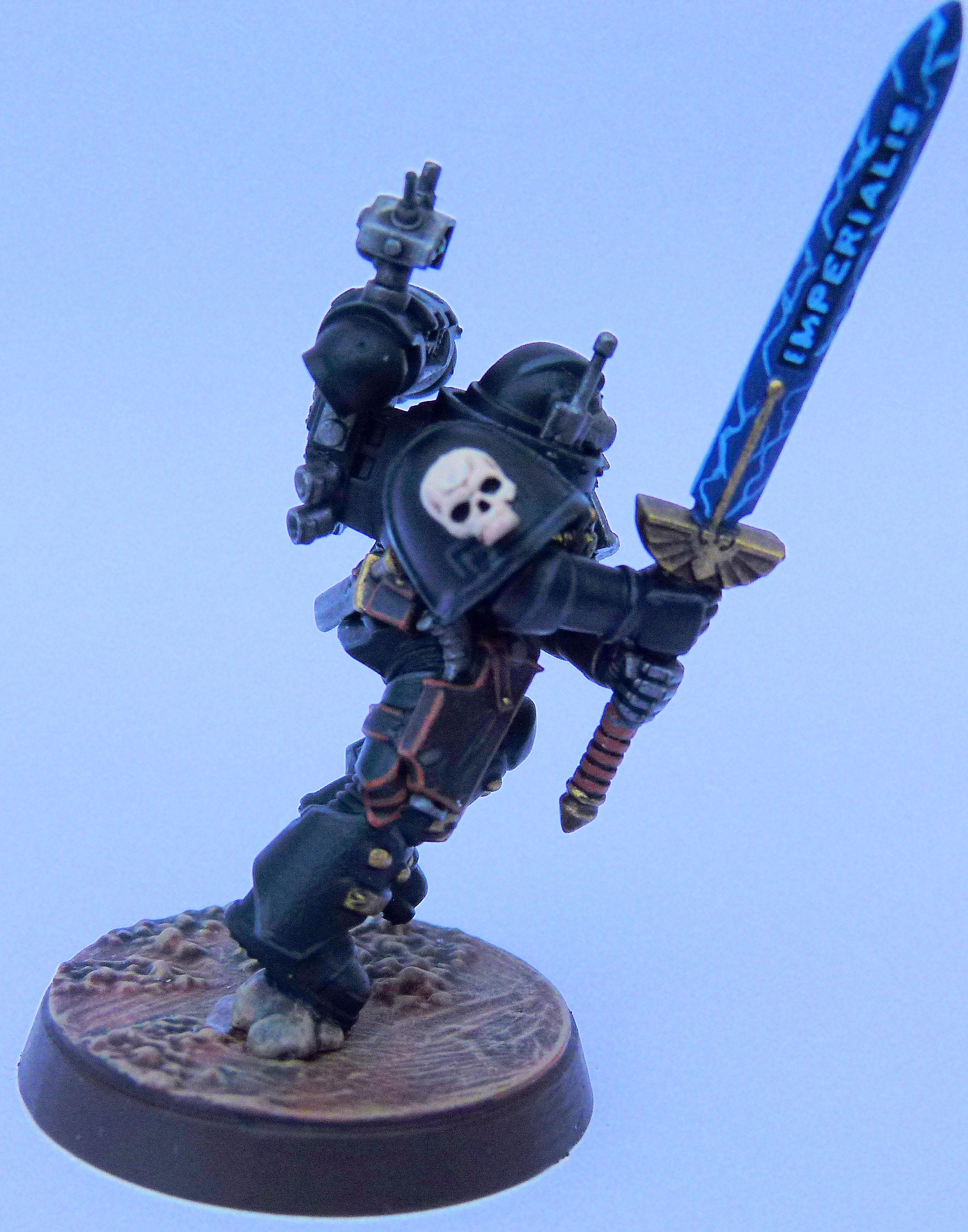 Mortificators Deathwatch Right Side