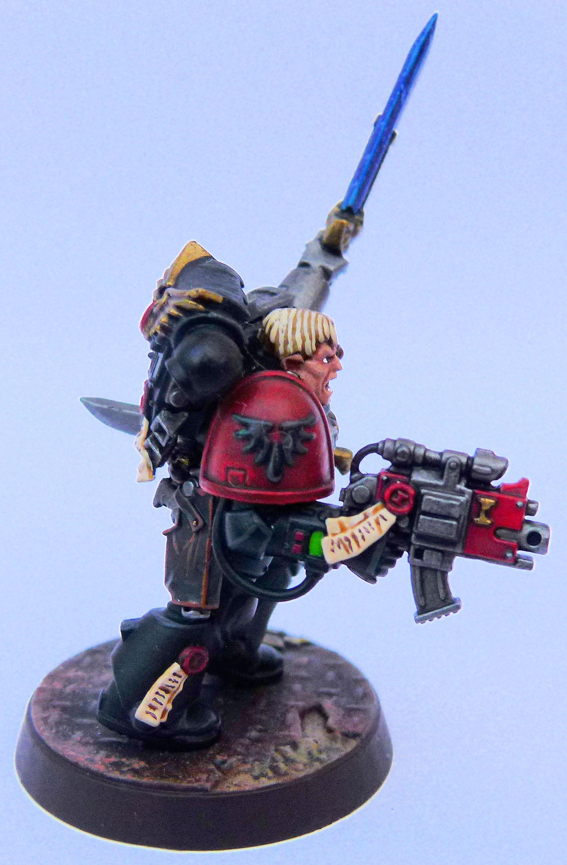 Blood Angels Deathwatch Right Side