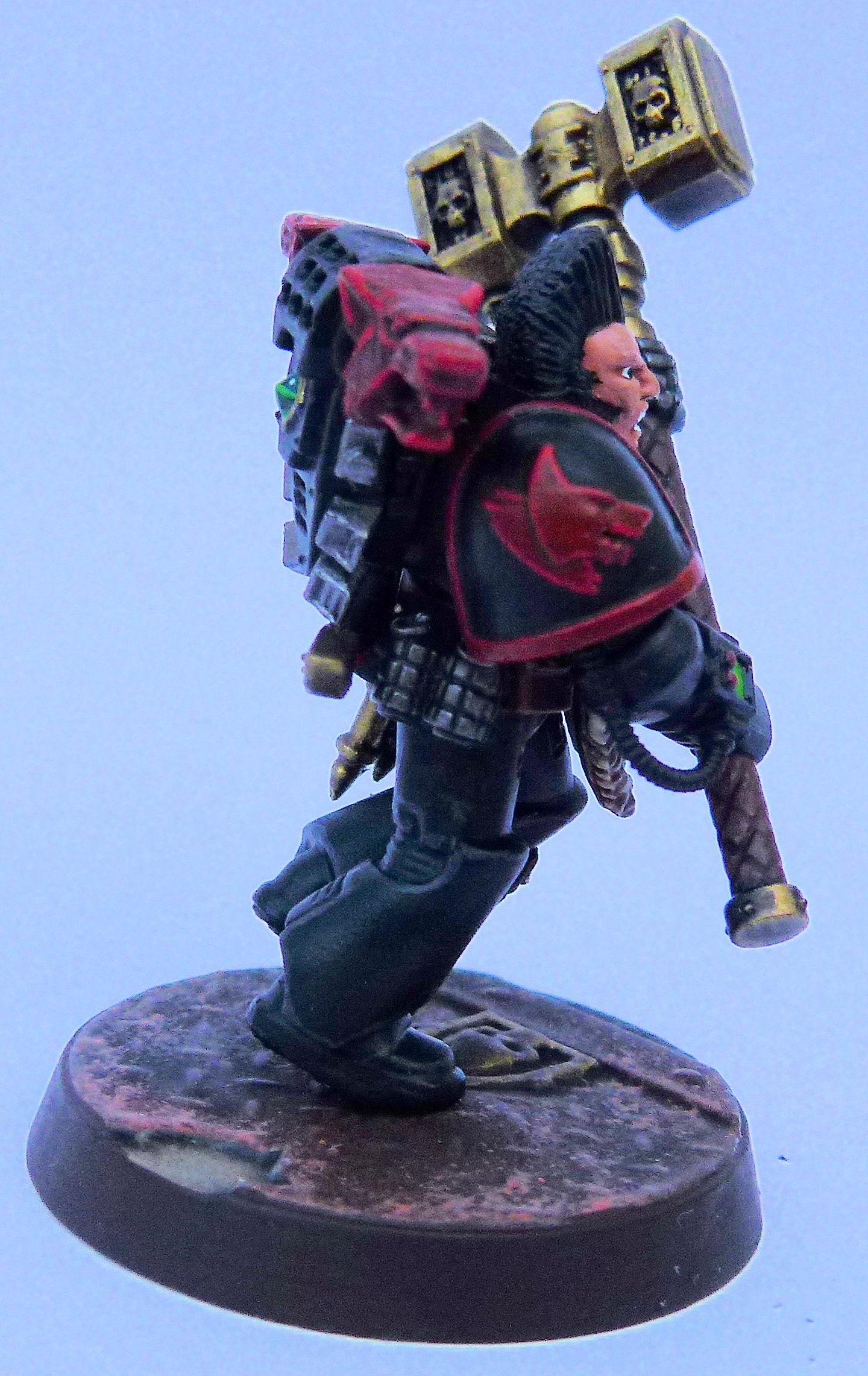 Red Wolves Deathwatch Right Side