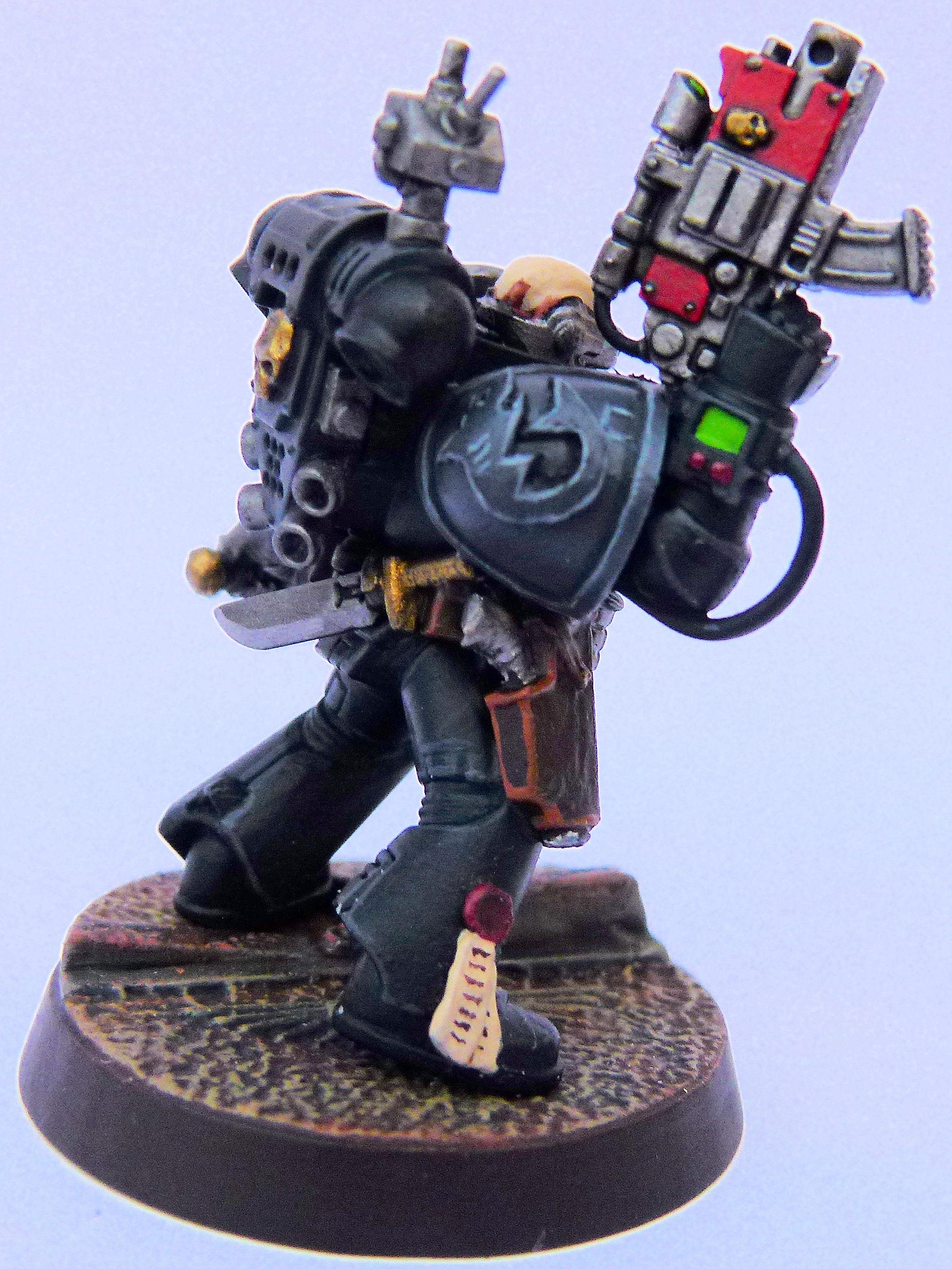 Charcadons Deathwatch Right Side