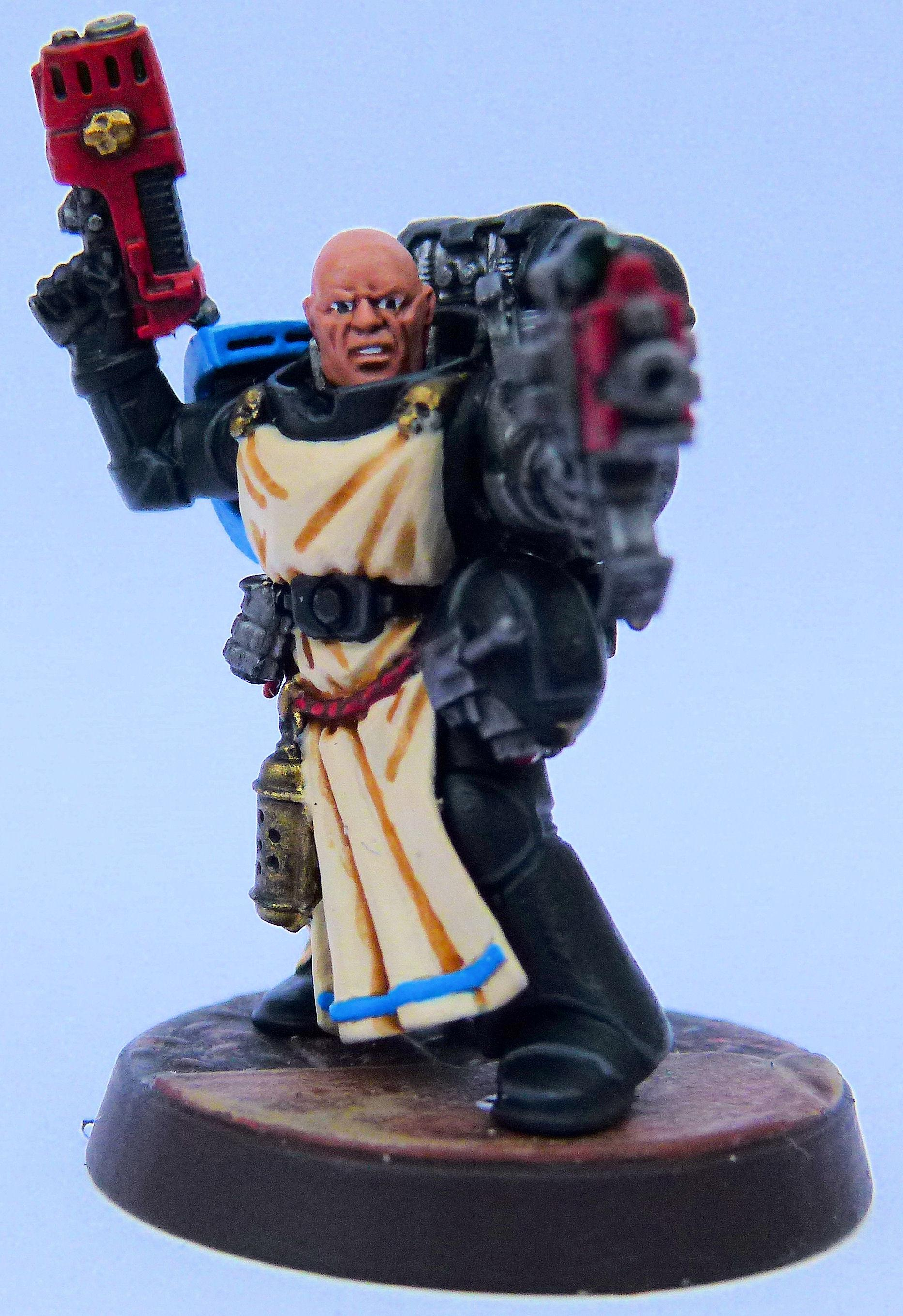 Emperors Spears Deathwatch Front 1