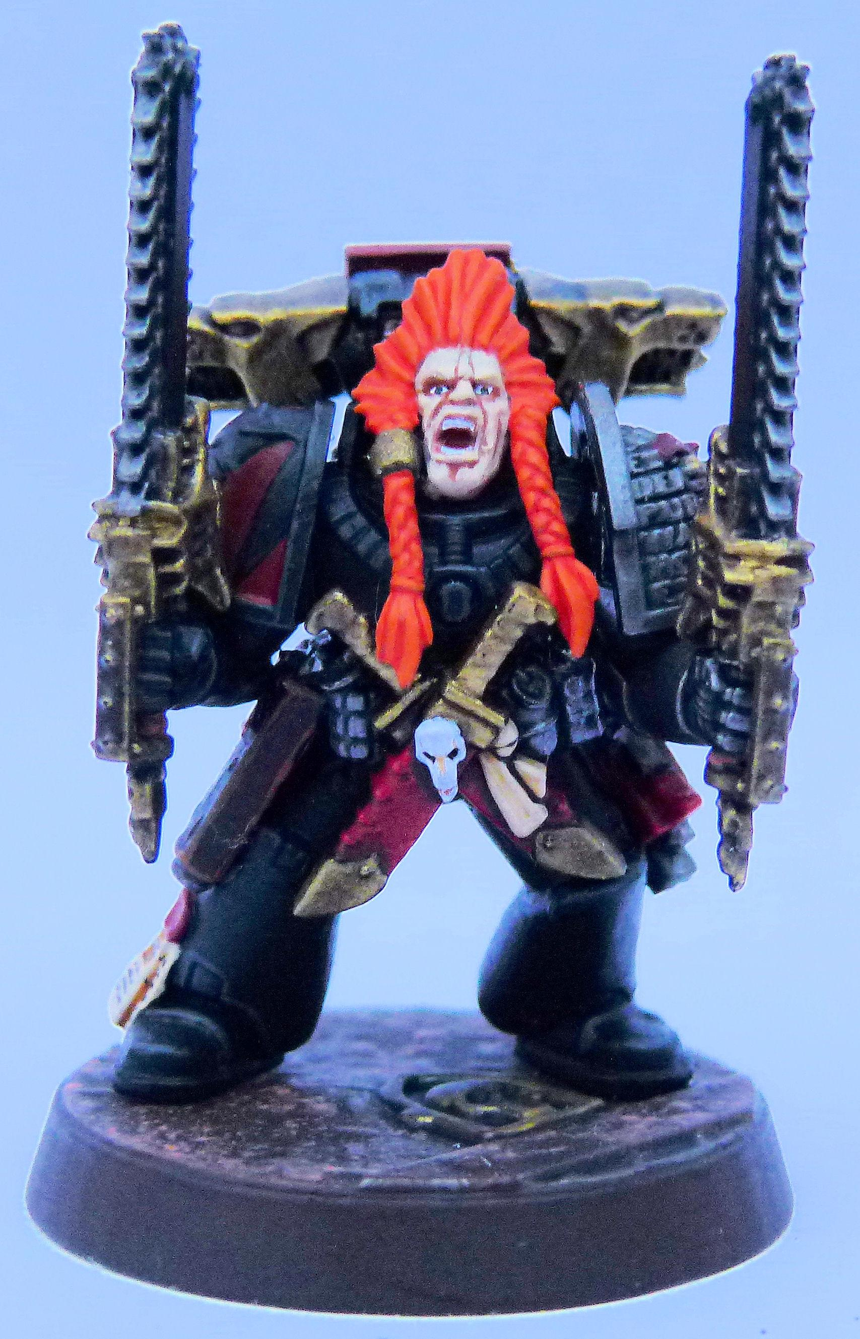 Space Wolves Deathwatch Front