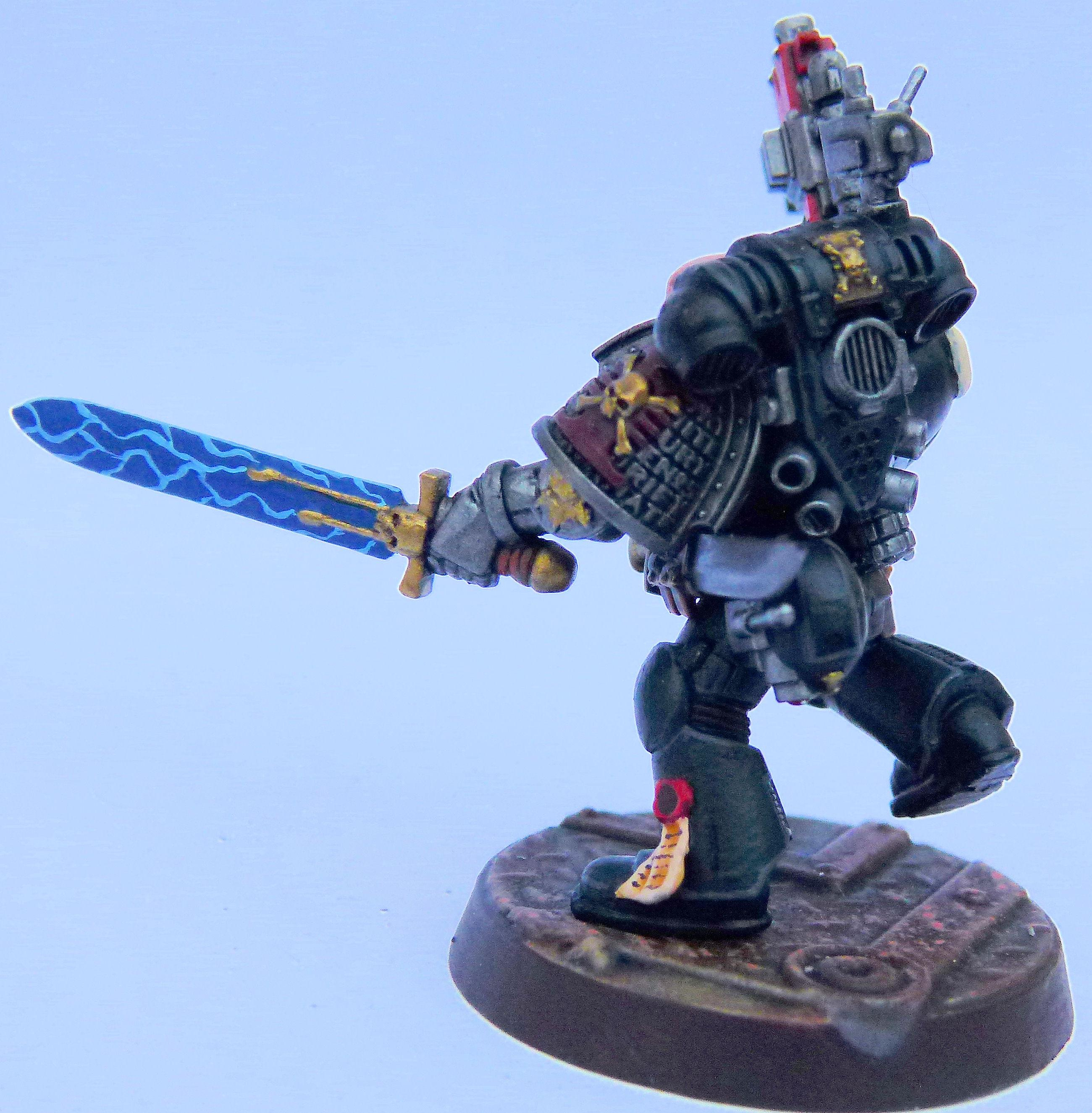 Relictors Deathwatch Left Side