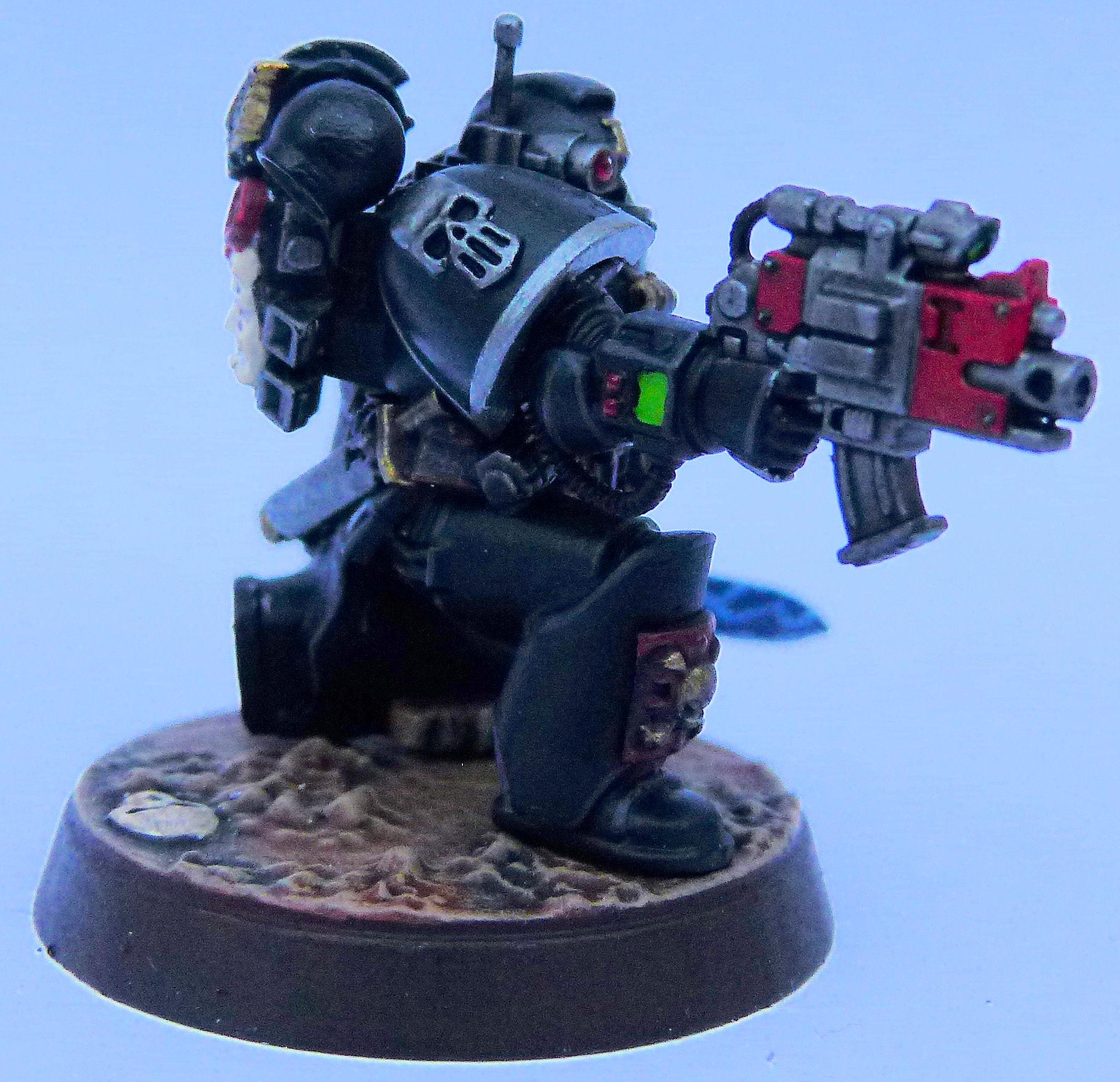 Silver Skulls Deathwatch Right Side