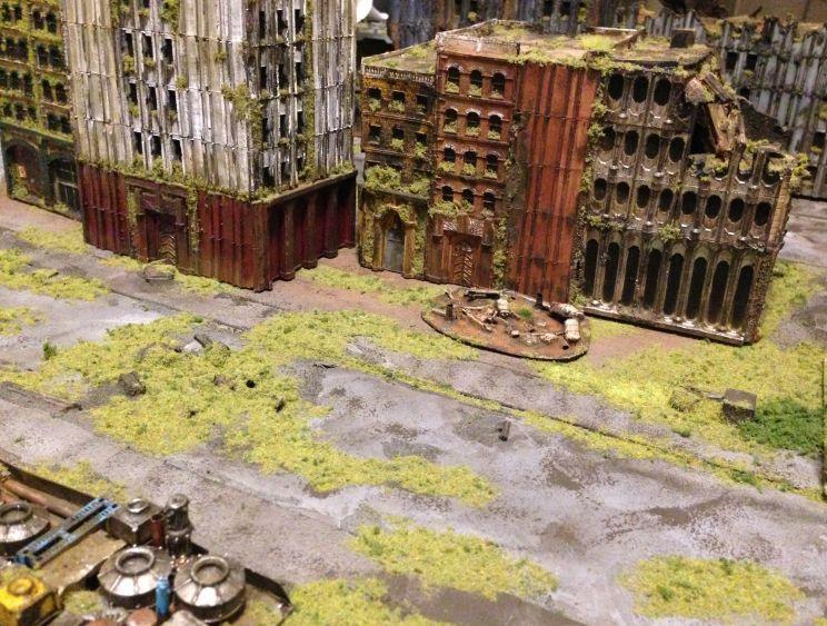Armageddon, Dropzone Commander, Dzc, Epic, Terrain, Warhammer 40,000