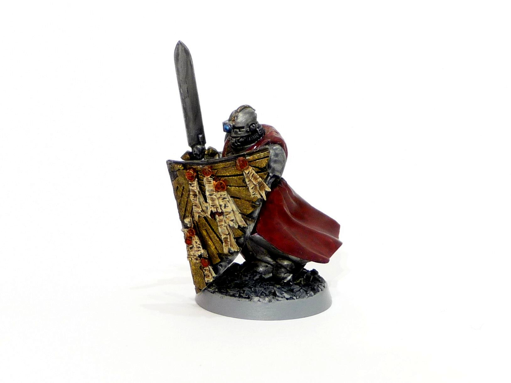 Conversion, Crusaders, Henchmen, Inquisition