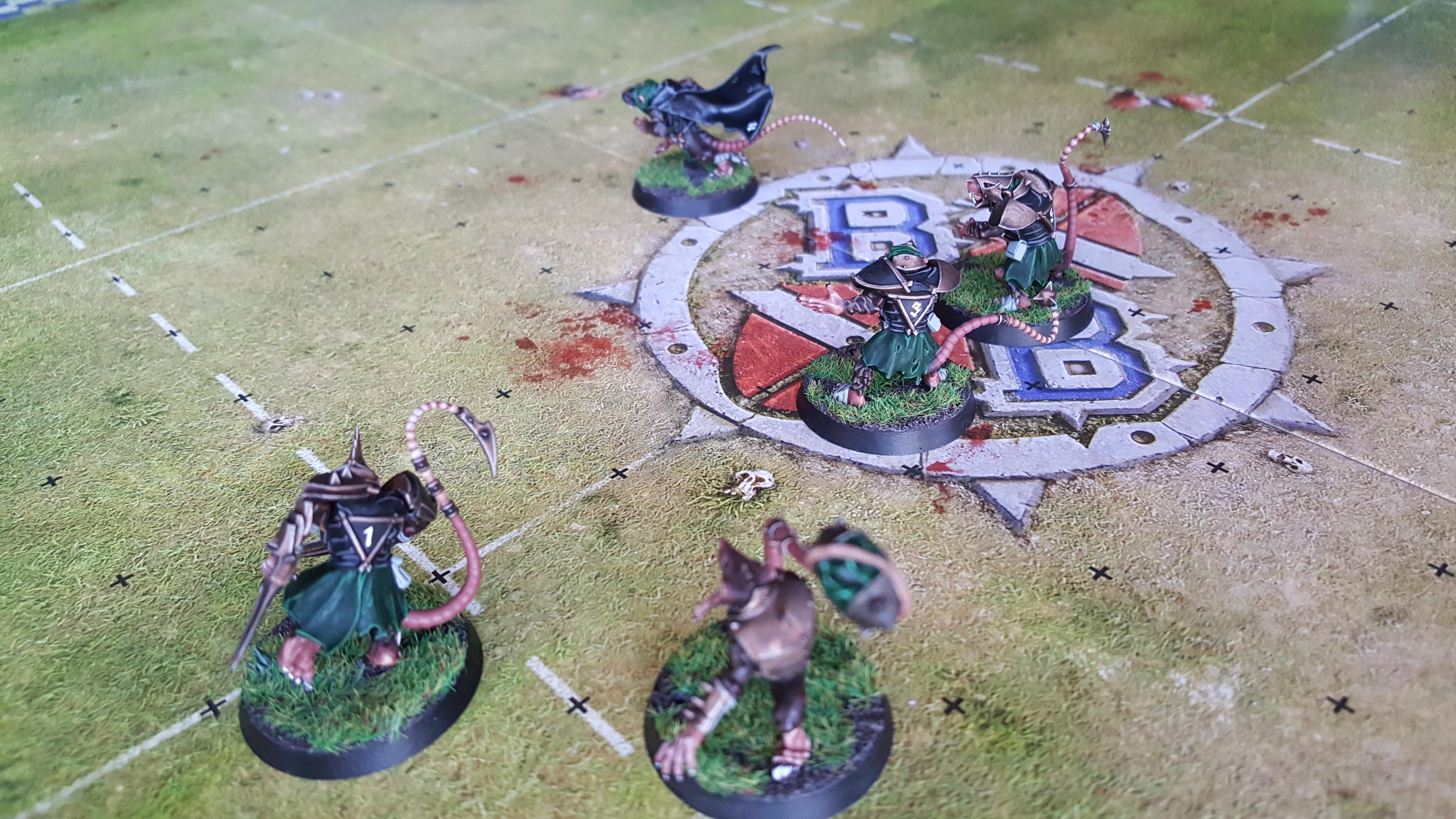 Blood Bowl, Skaven, Group shot 4