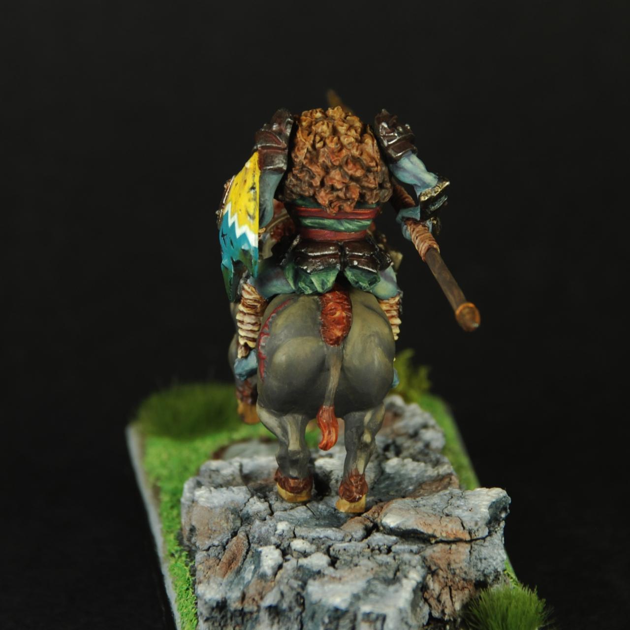 Boar, Gore, Mantic, Orcs, Rider