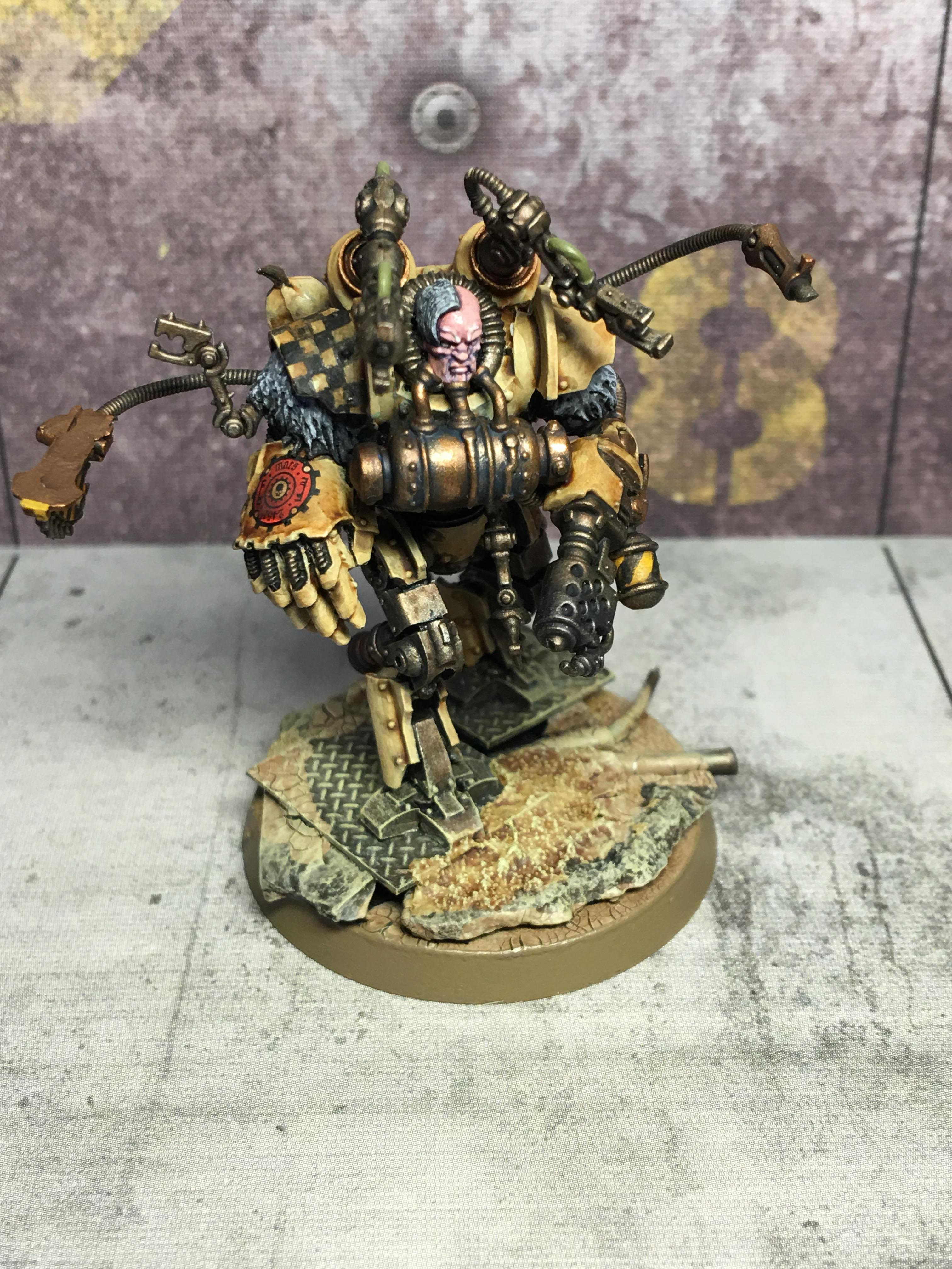 Hive Spyrer Patriarch, Inq28, Inquisimunda