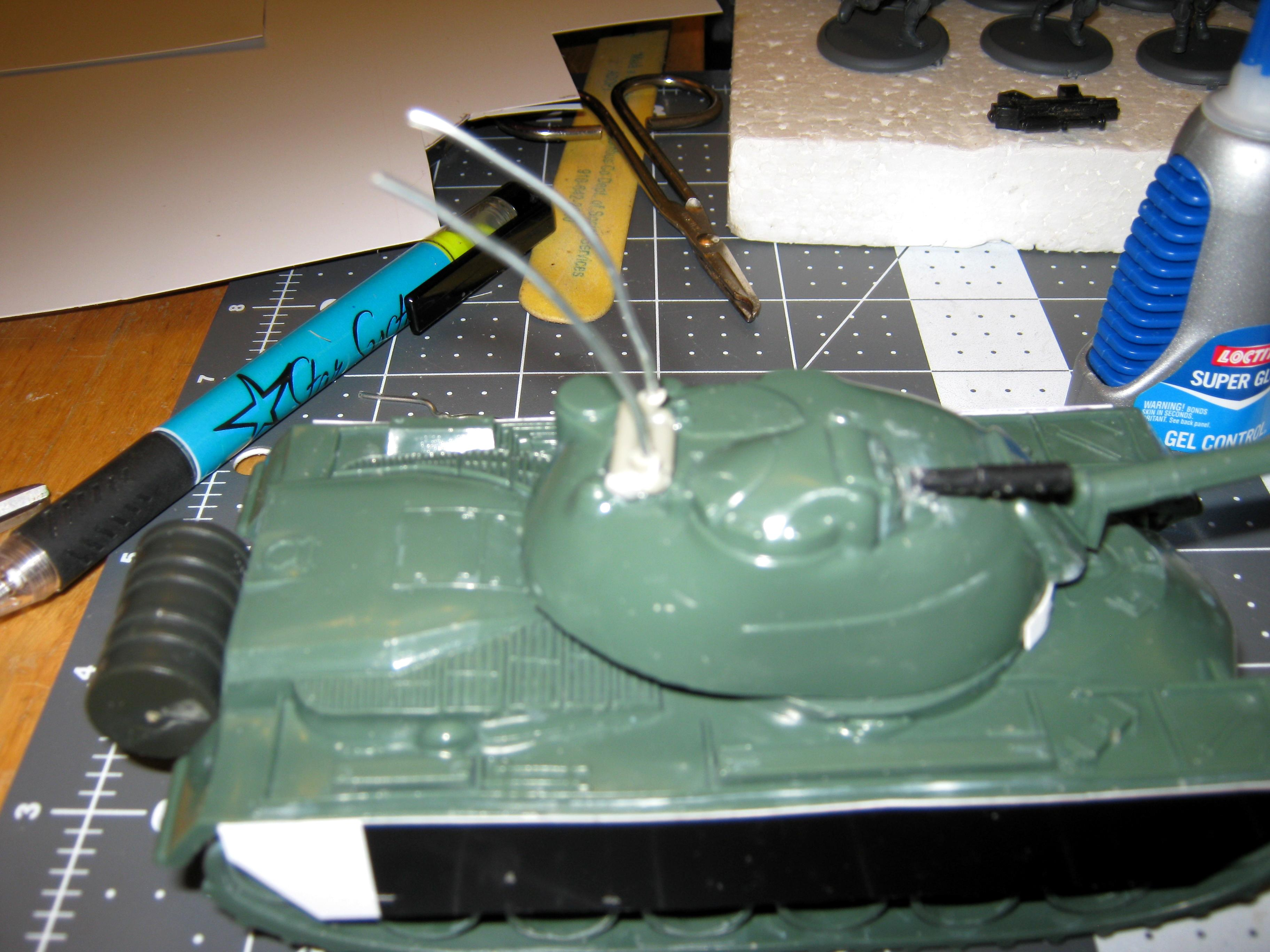 Imperial, Light Tank, M47, M48, Recon Vehicle, Scouts, Tank, Timmee Toys, Toy