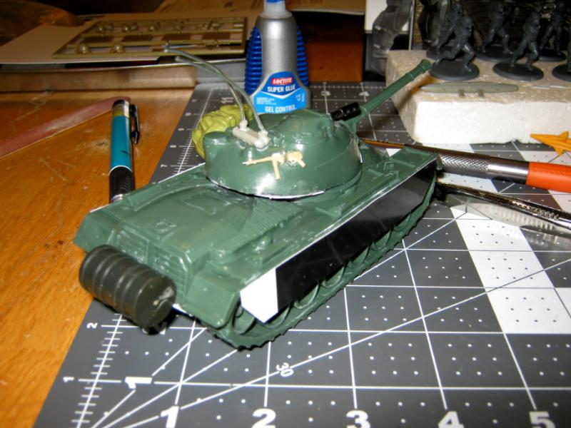 Toys That Are 48 20 : Imperial light tank m recon vehicle scouts