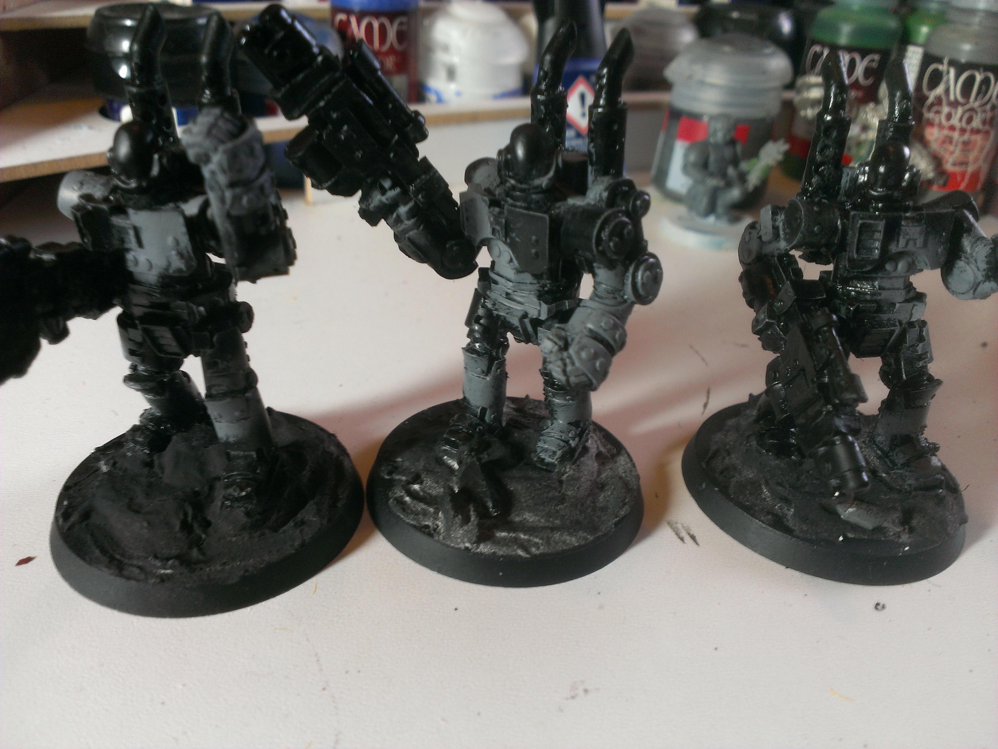 Imperial Guard, Primaris, Psyker