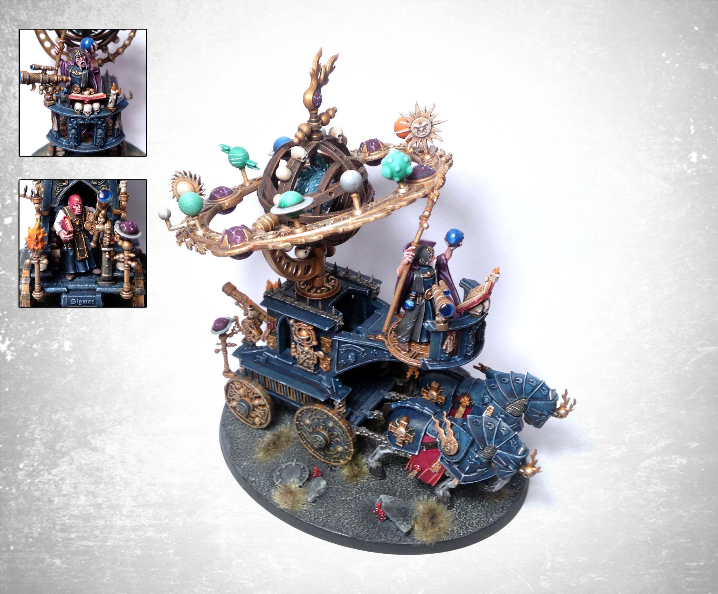 Age Of Sigmar, Empire, Freeguild, Warhammer Fantasy