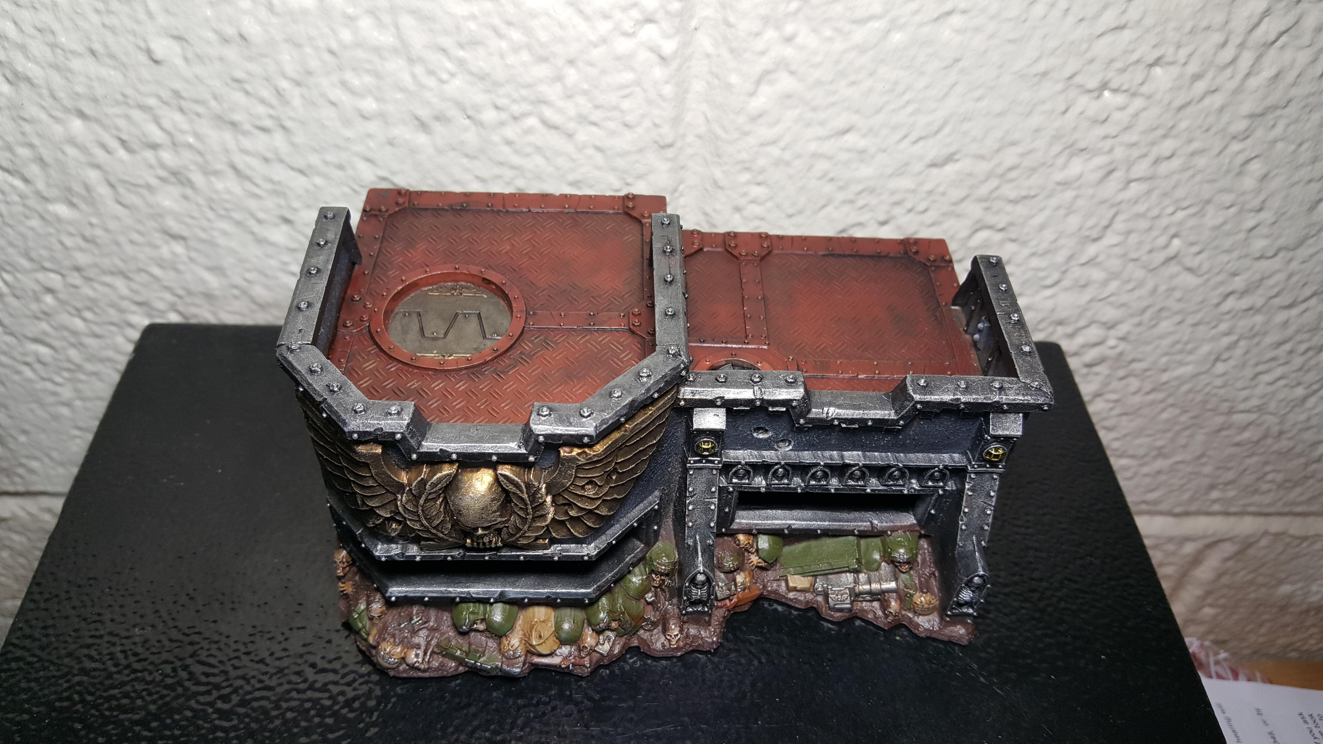 Bunker, Warhammer 40,000