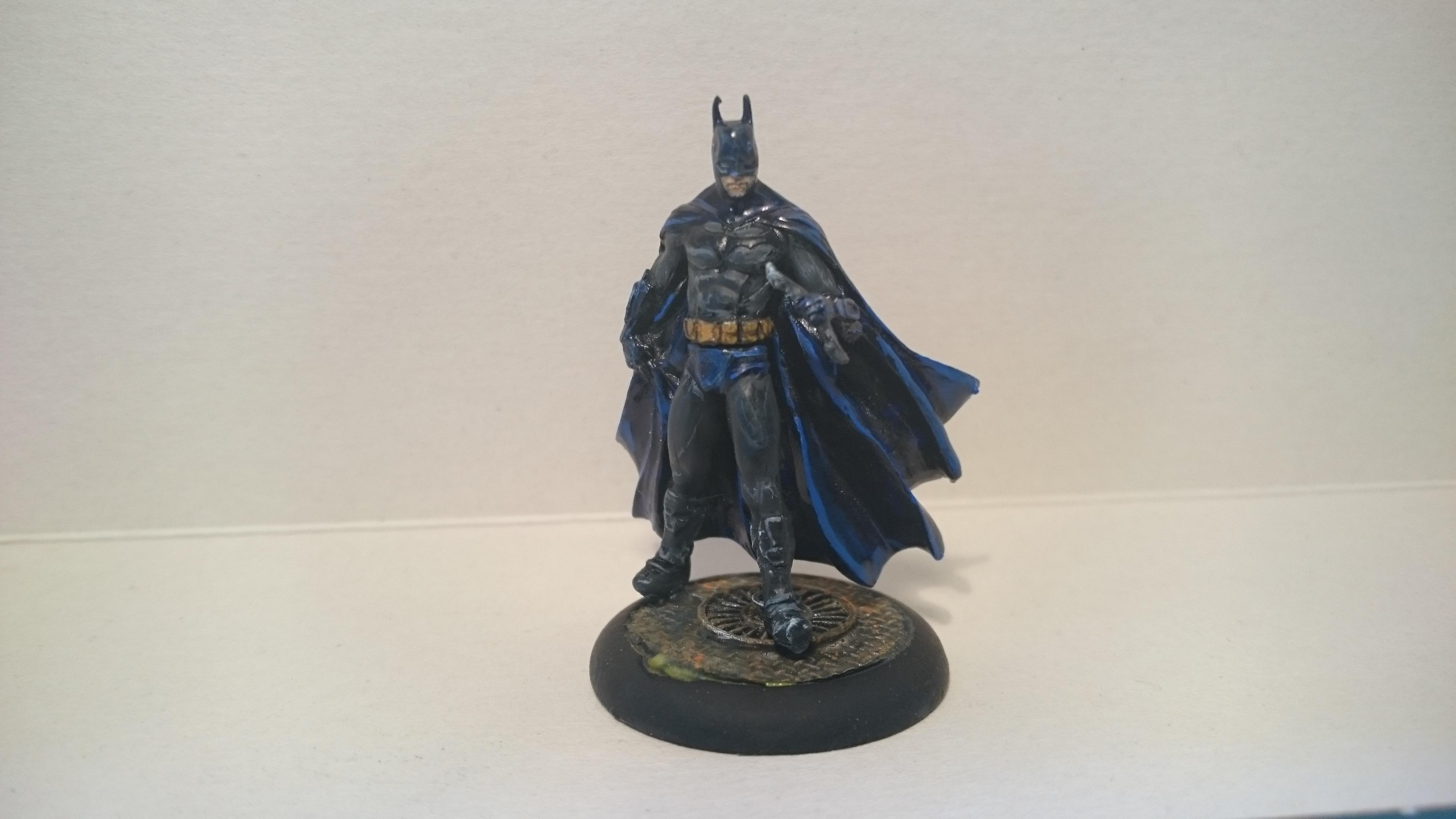 Batman, Bmg, Dcu, Dcumg, Knight Models