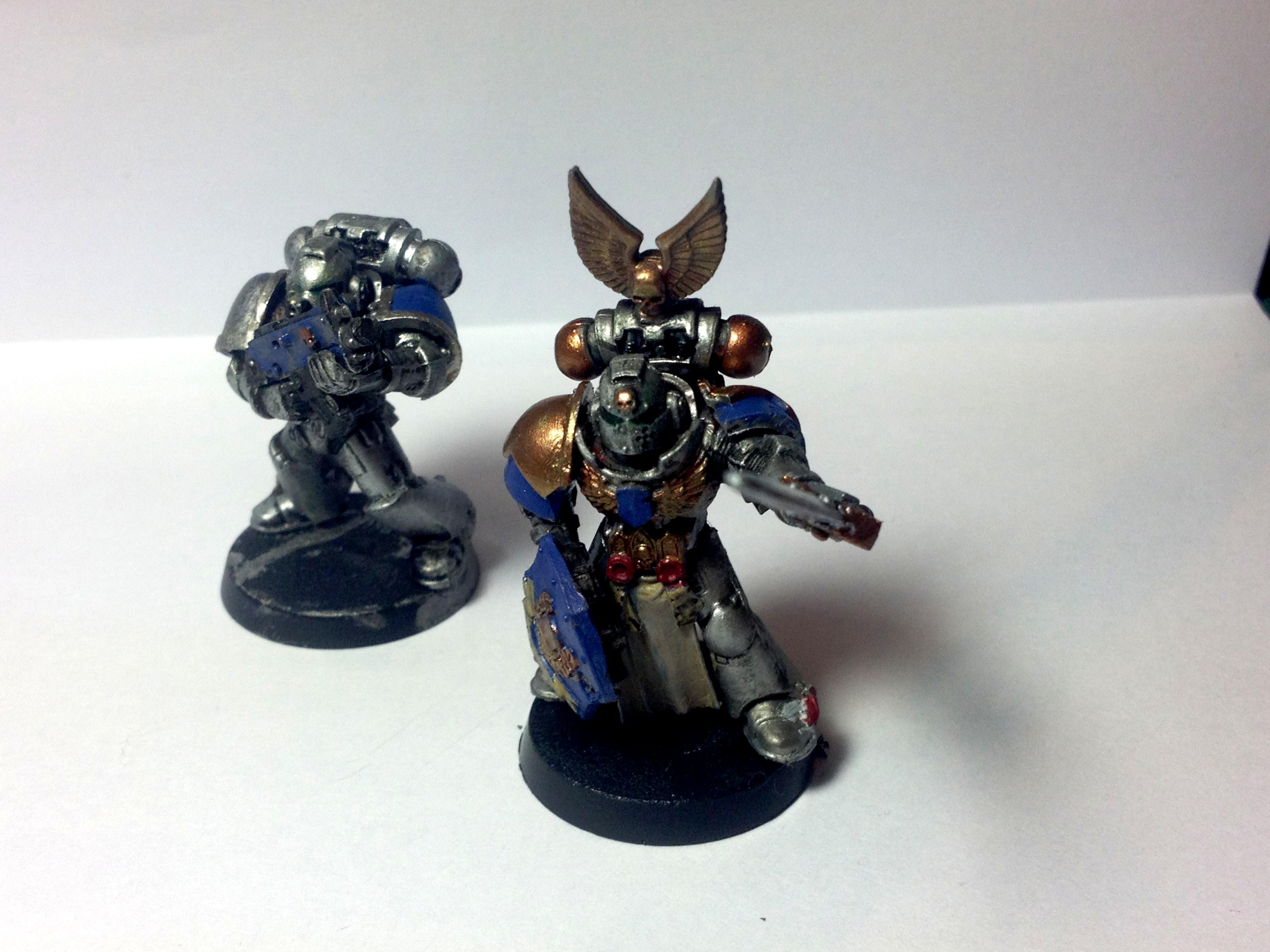 Astral Claw, Astral Claws, Space Marines, Test, Tyrant's Legion