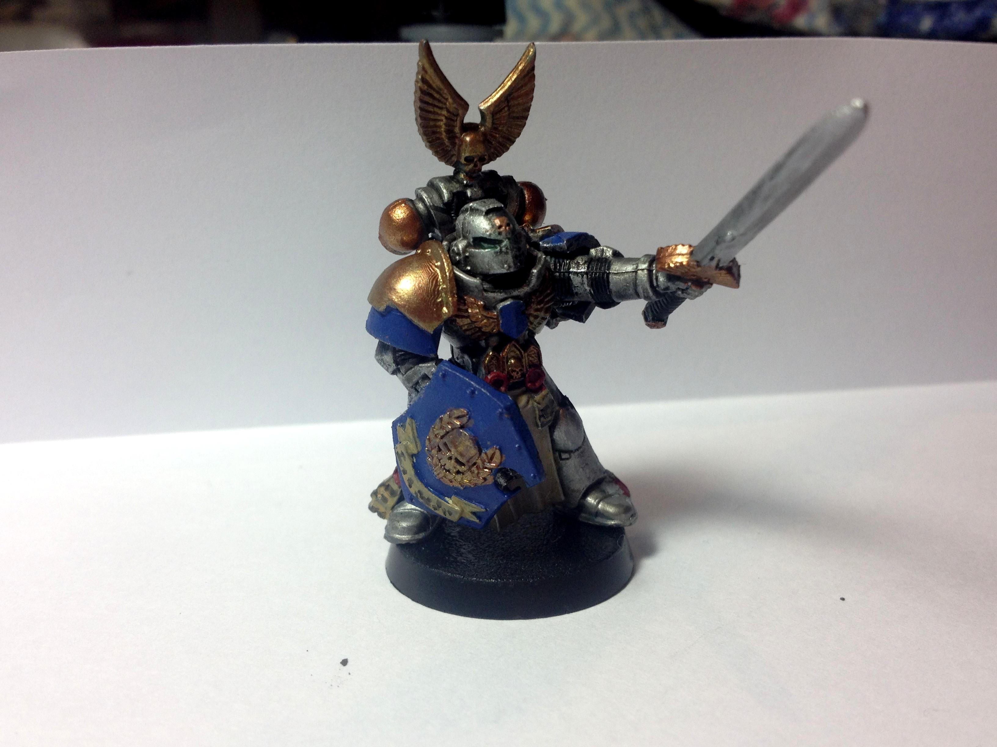 Astral Claws, Space Marines, Test, Tyrant's Legion