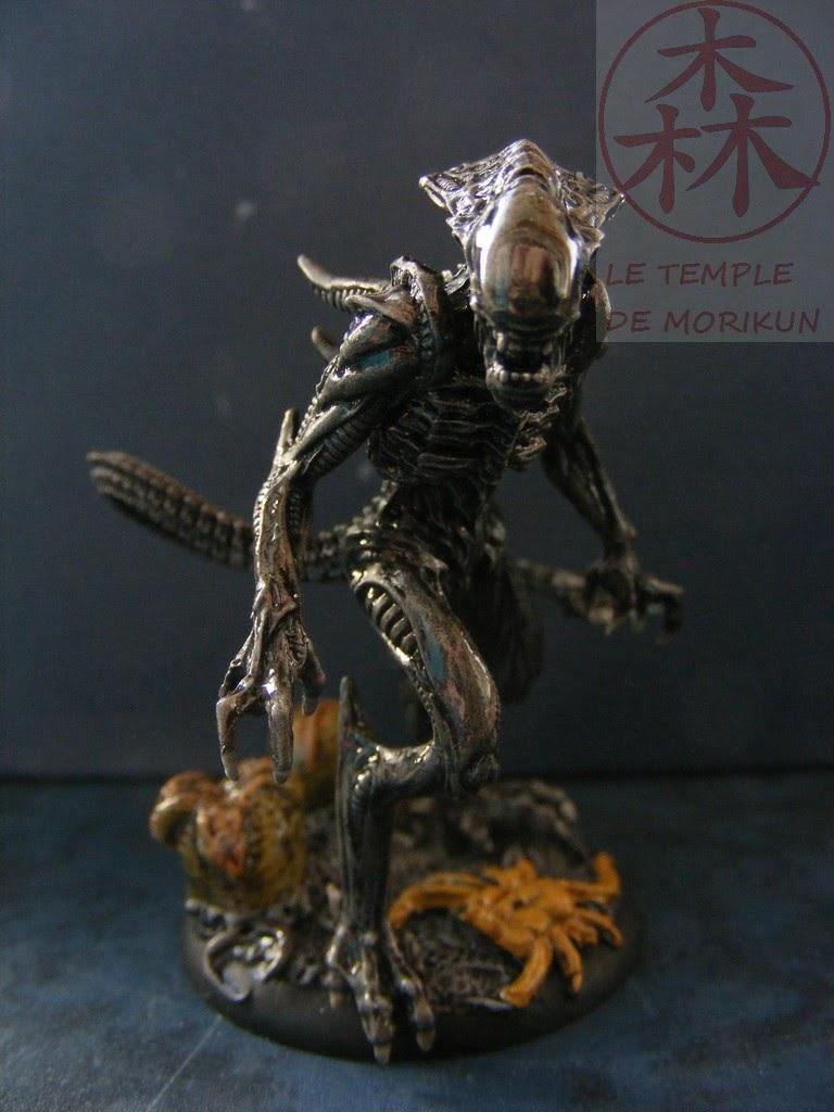Alien, Avp, Basius 2, Morikun, Praetorians, Prodos, Royal Guard