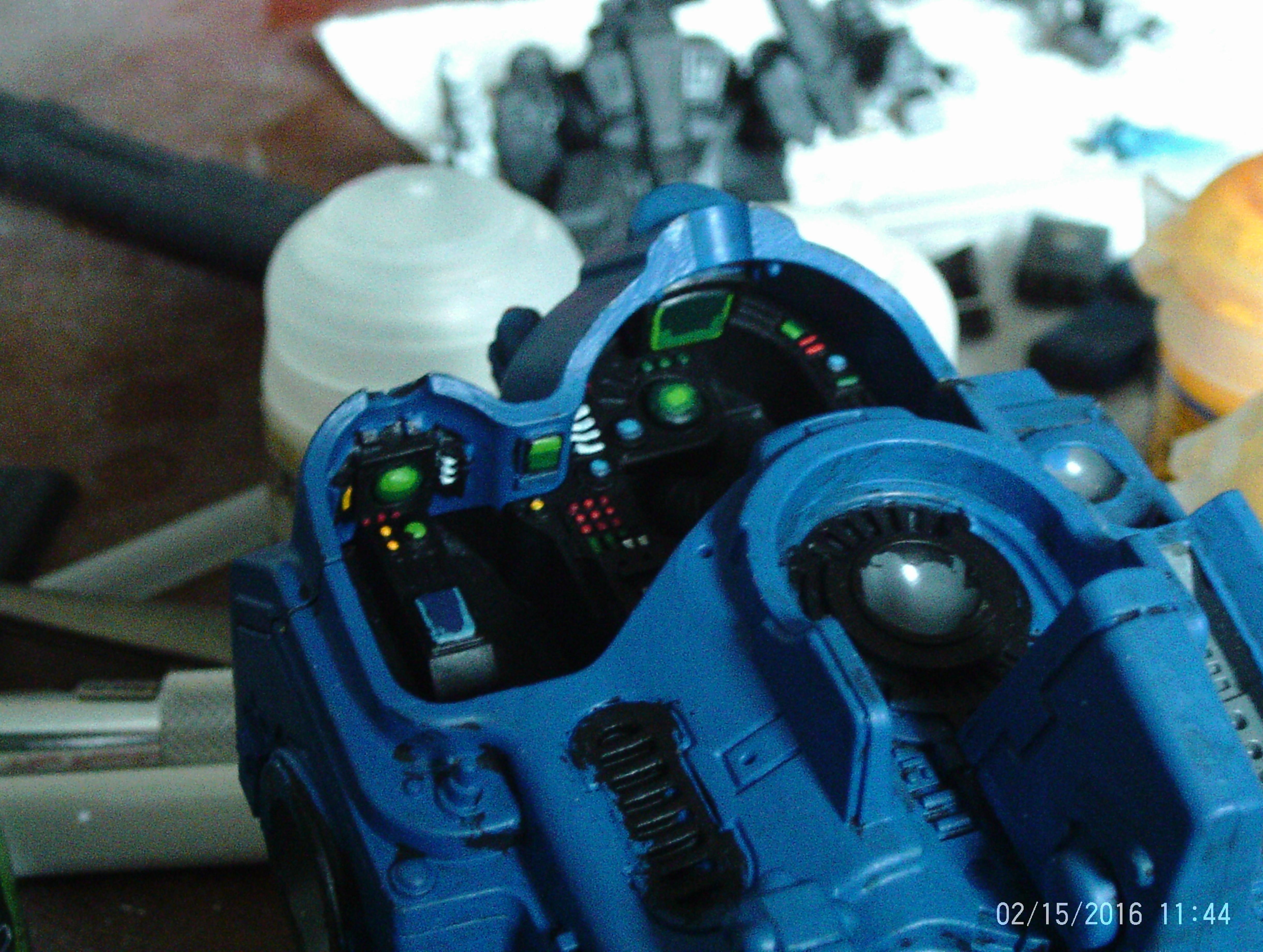Stormsurge Cockpit WIP