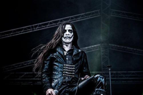Seregor, singer from Carach Angren