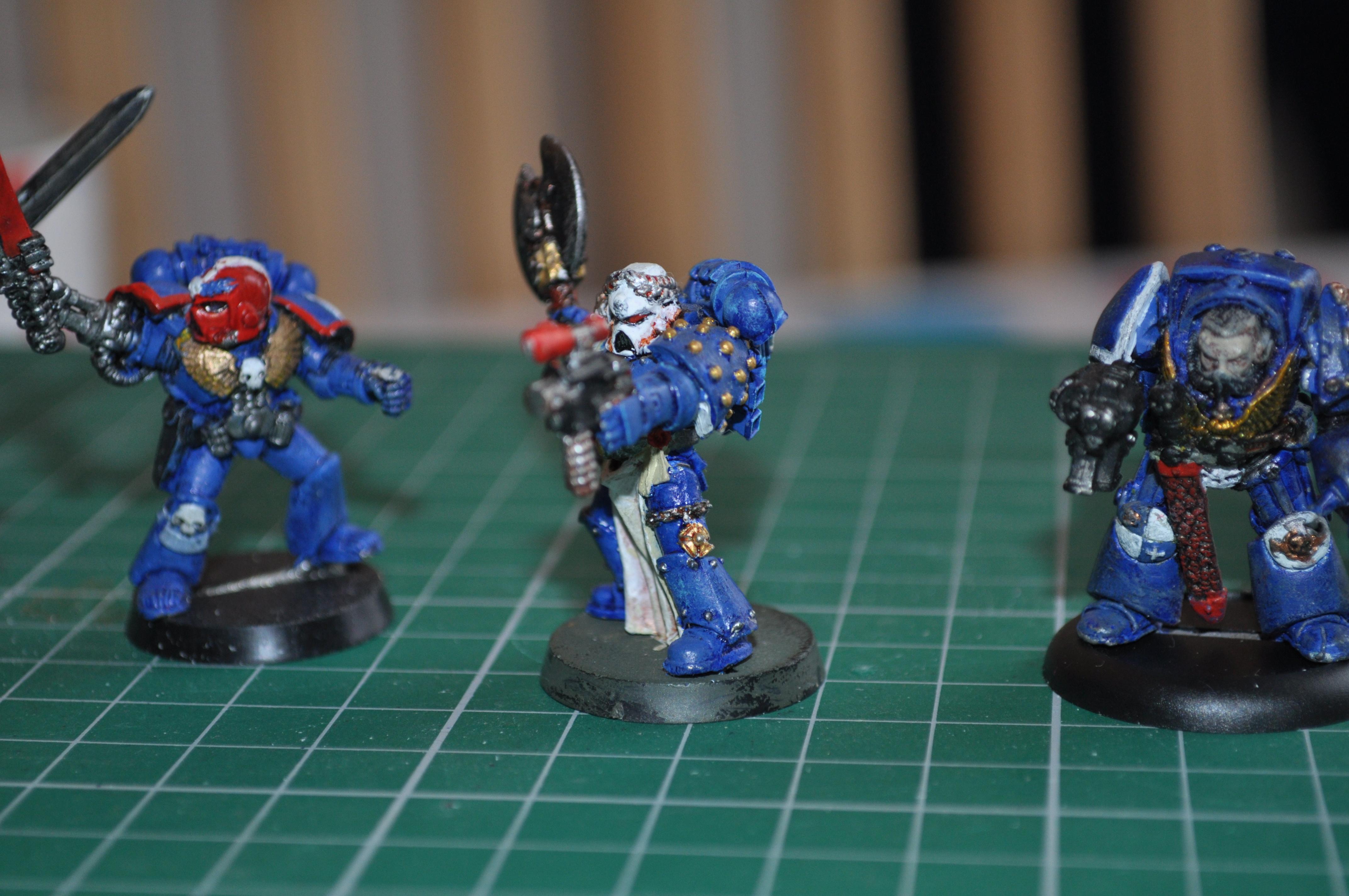 sergeant, veteran and old termi