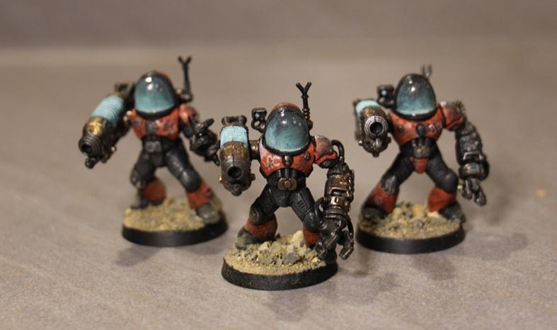Conversion, Convocation, Cult Mechanicus, Mechanicus, Orange, Skitarii, Voidsoul, War Convocation