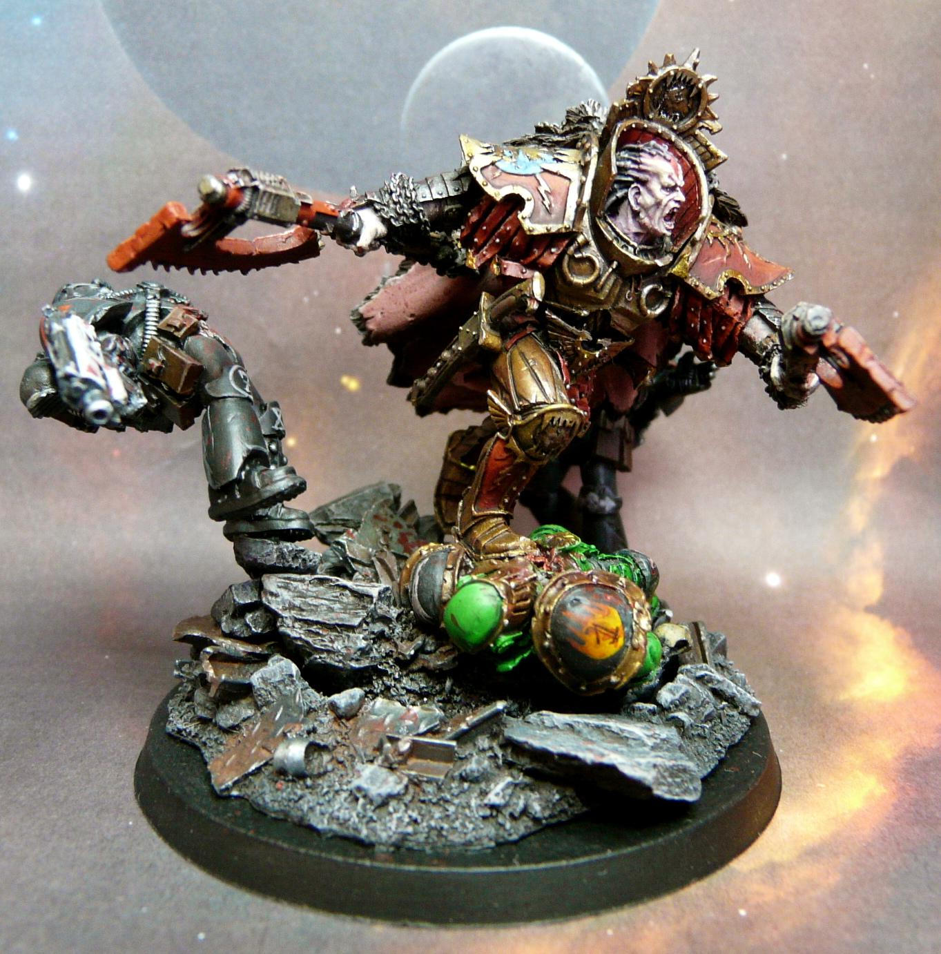 Angron, Horus Heresy, Primarch, World Eaters