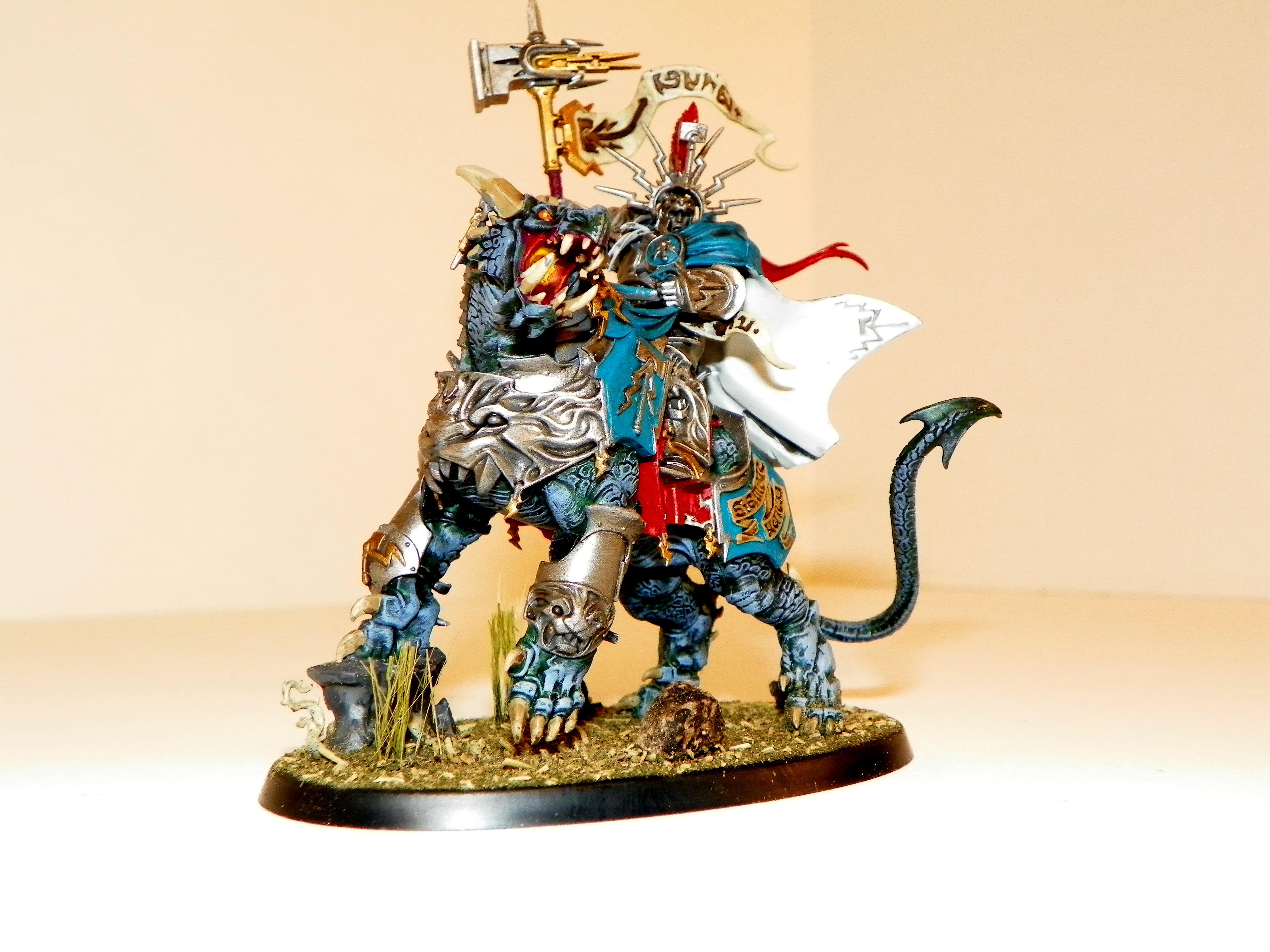 Age Of Sigmar, Celestant, Drakoth, Stormcast, Warhammer Fantasy