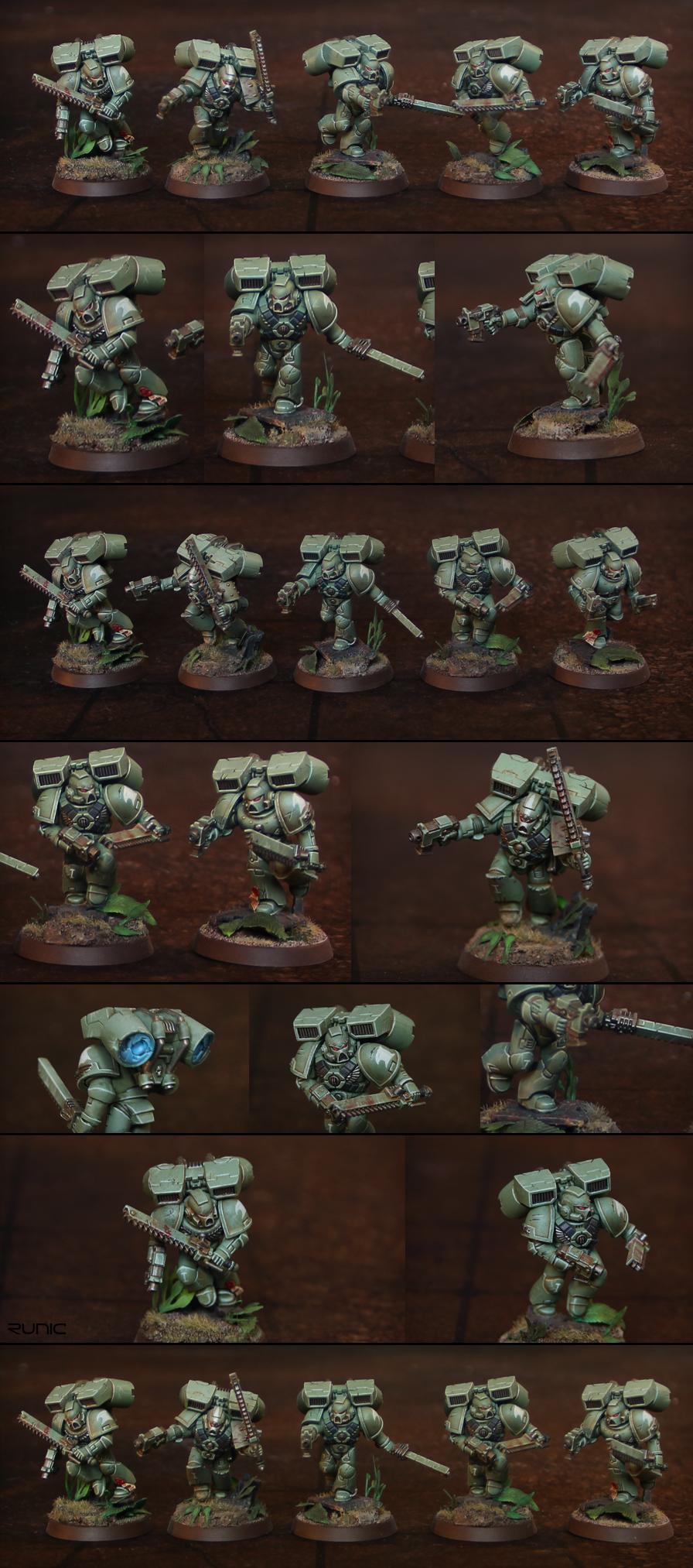 Assault, Raptors, Space Marines