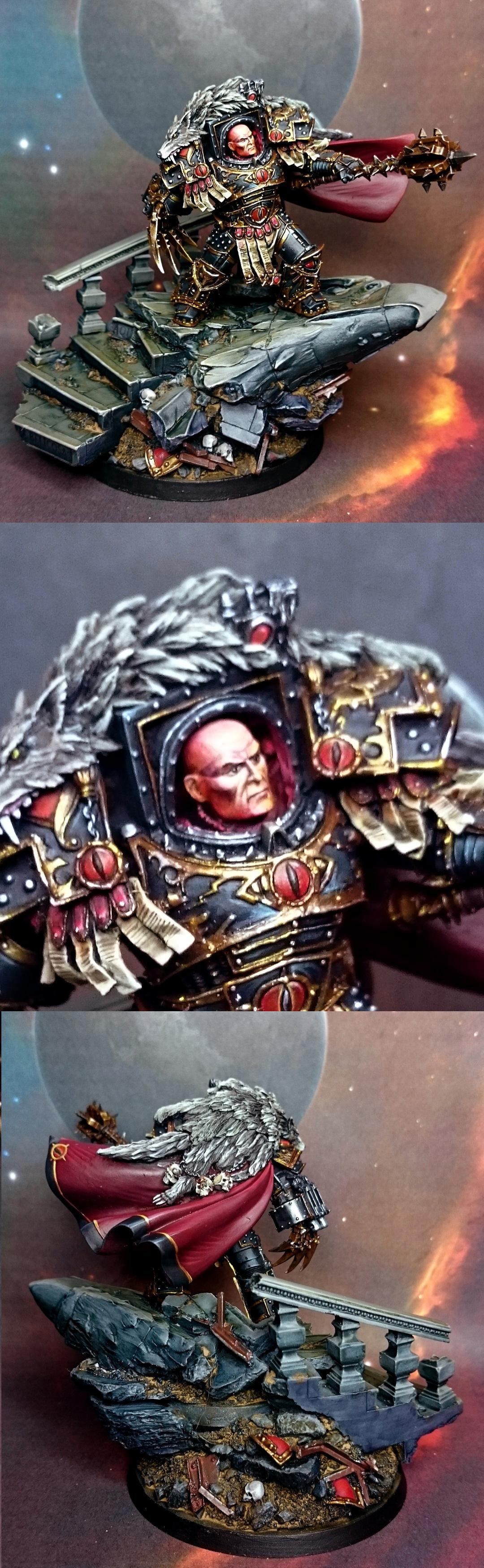 Forge World, Horus Heresy, Horus Lupercal, Primarch, Sons Oh Horus
