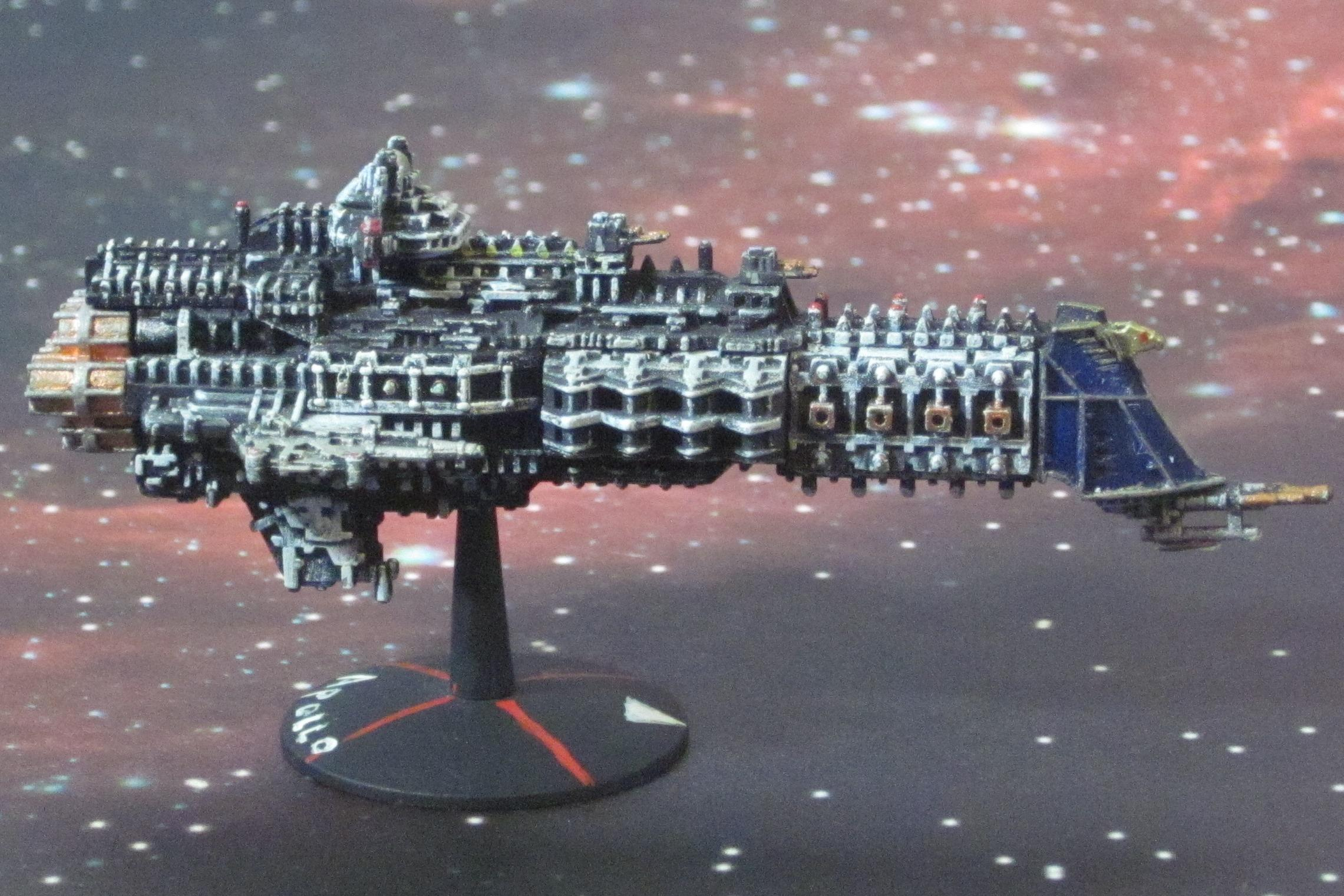 Battlecruiser, Battlefleet Gothic, Imperial, Mars Class