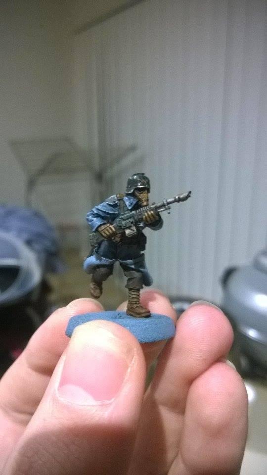 Death Korps of Krieg, Imperial Guard