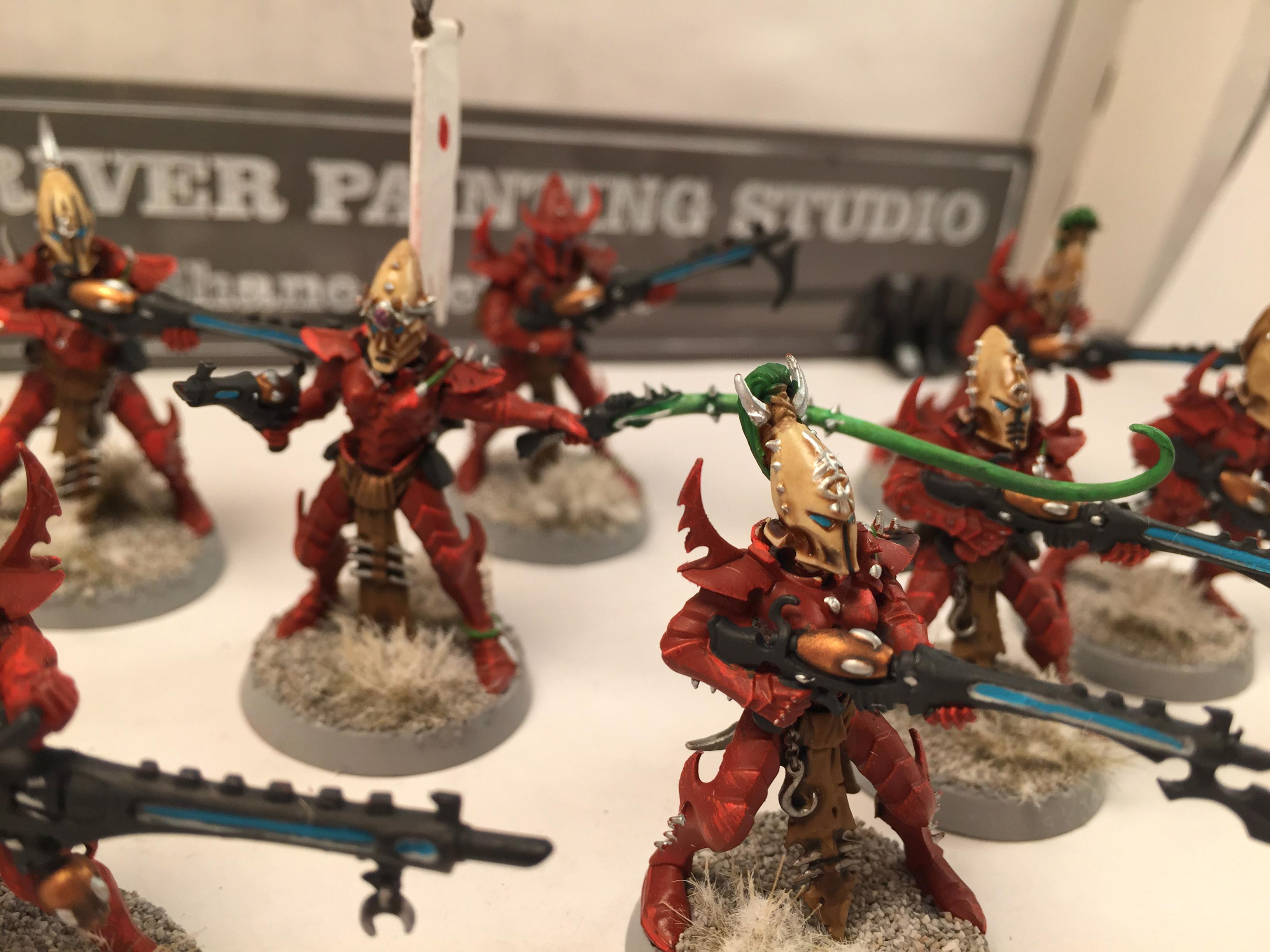 Commission, Dark Eldar, Games Workshop, Kabal Of The Flayed Skull, Warhammer 40,000