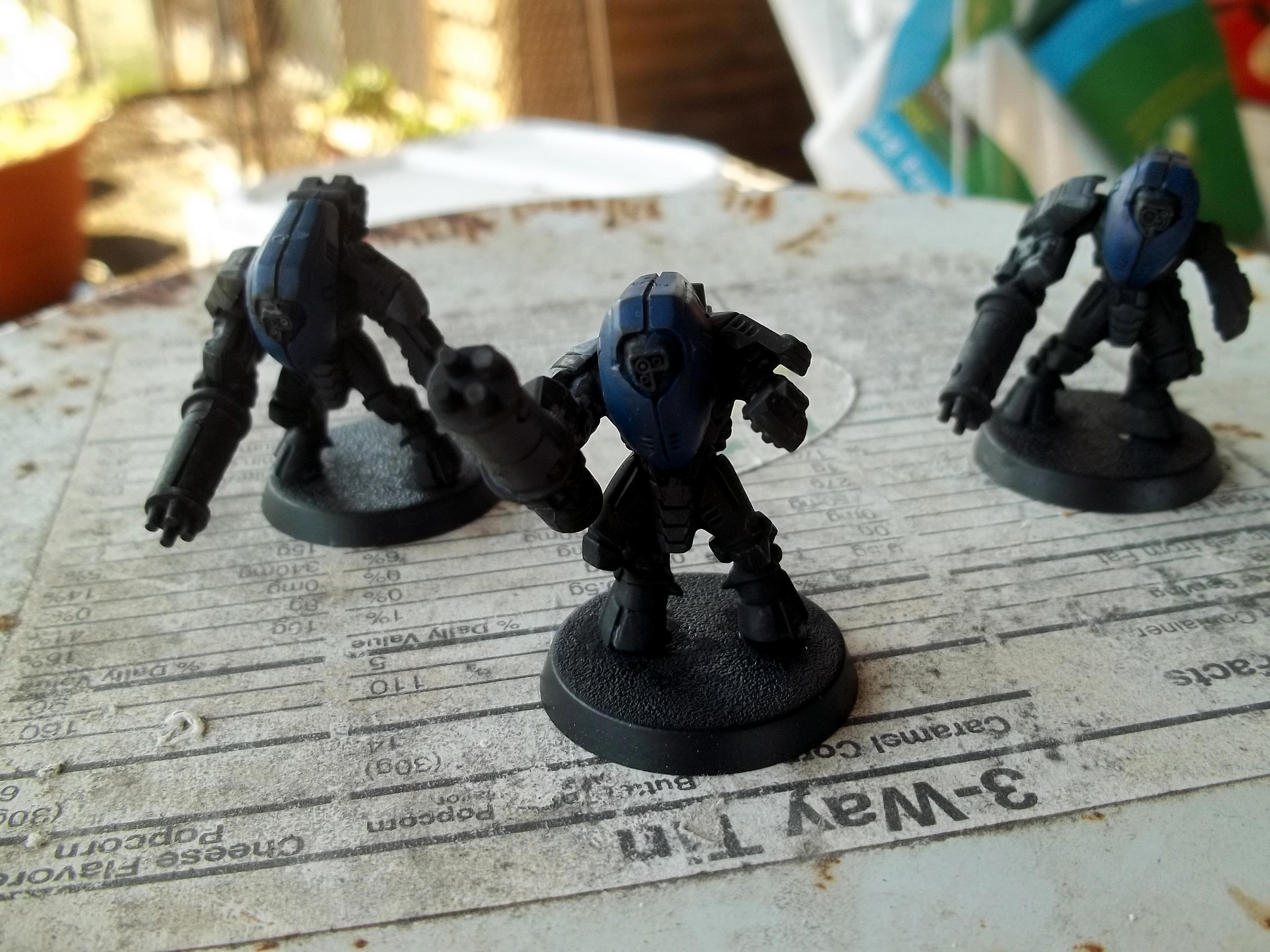 Stealth Suit Team 1