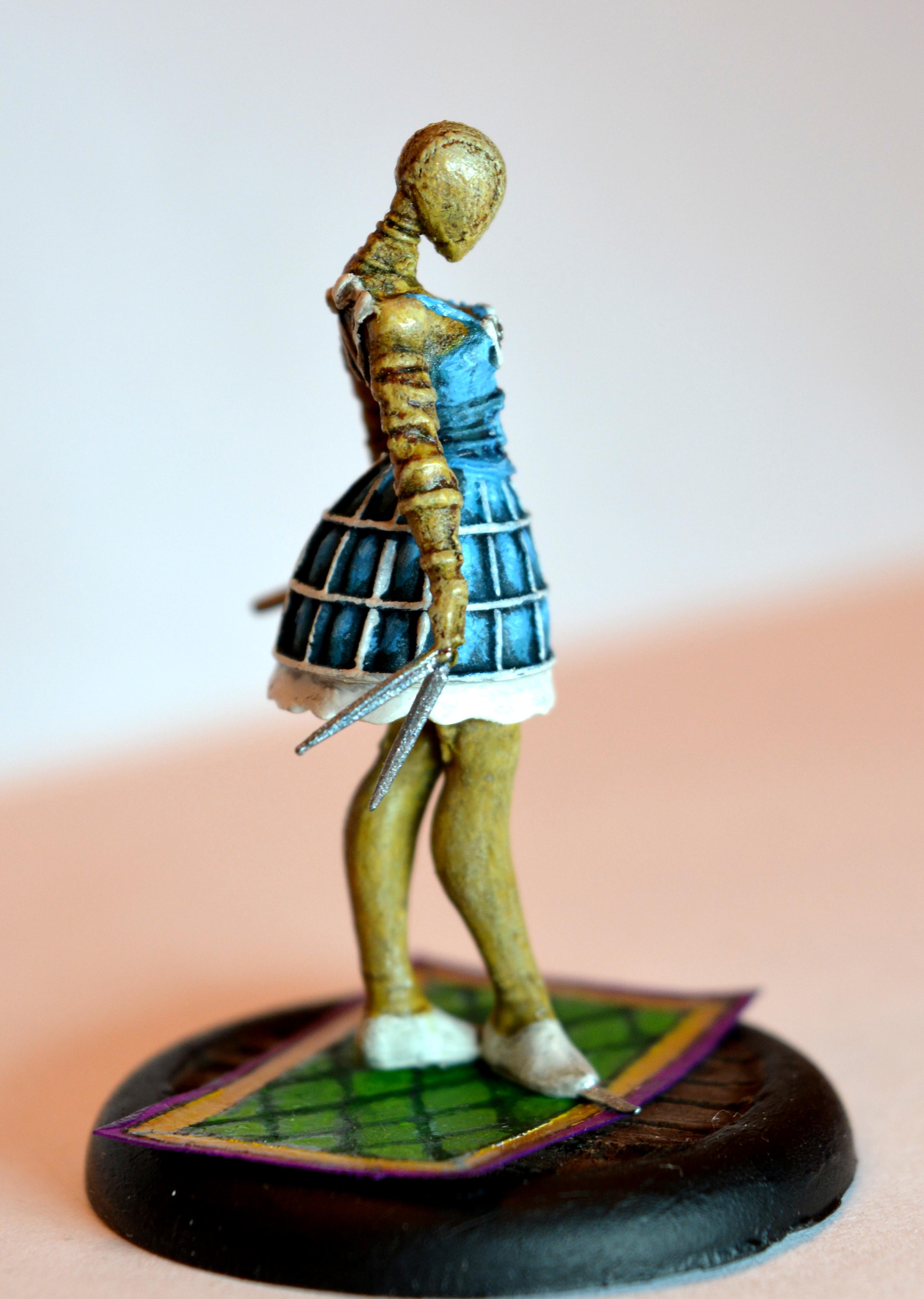 Arcanists, Colette, Malifaux